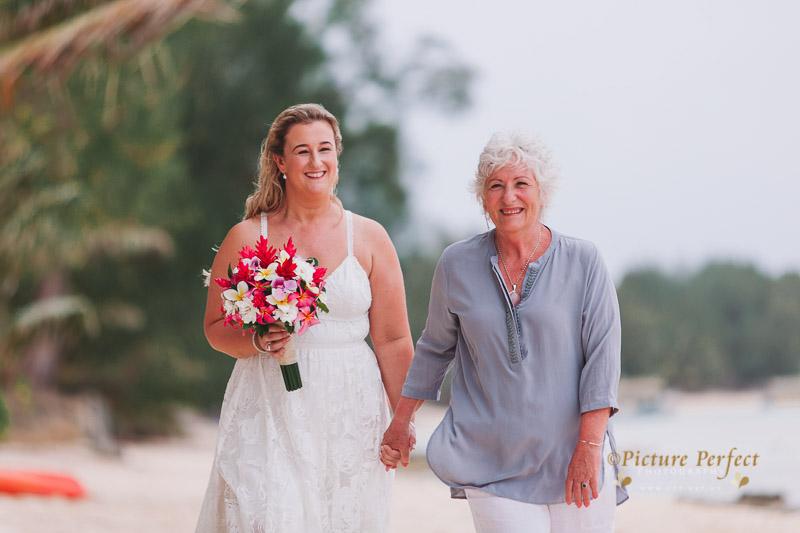 Rarotonga wedding photography Becca 0104