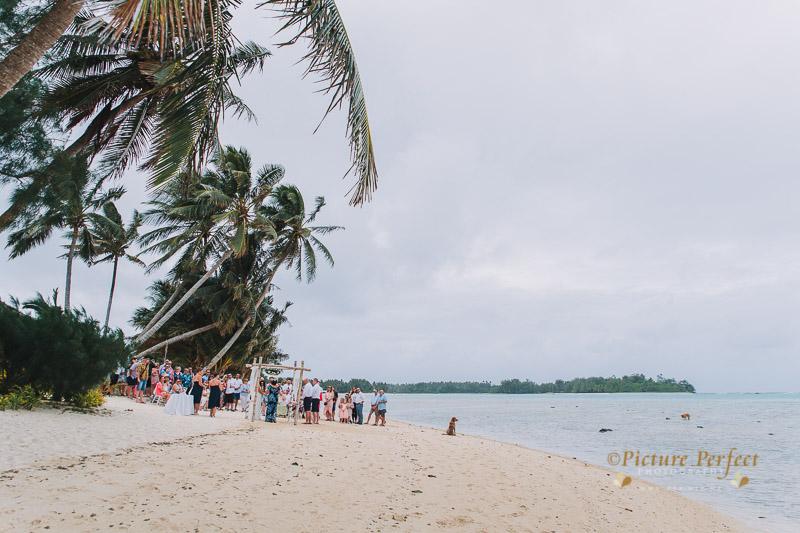 Rarotonga wedding photography Becca 0111