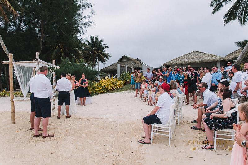 Rarotonga wedding photography Becca 0112