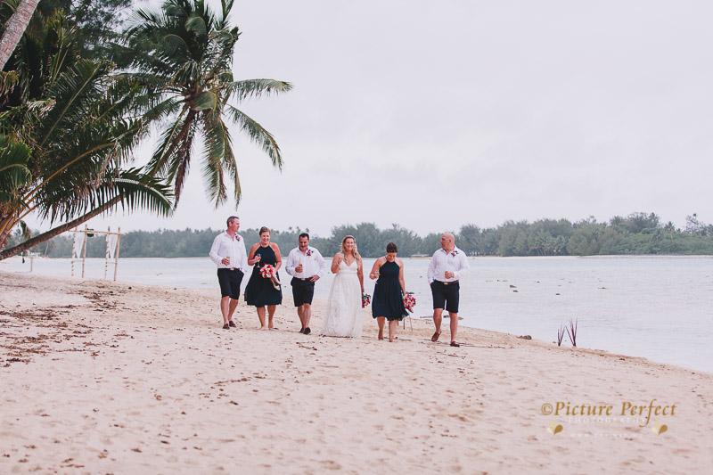 Rarotonga wedding photography Becca 0144