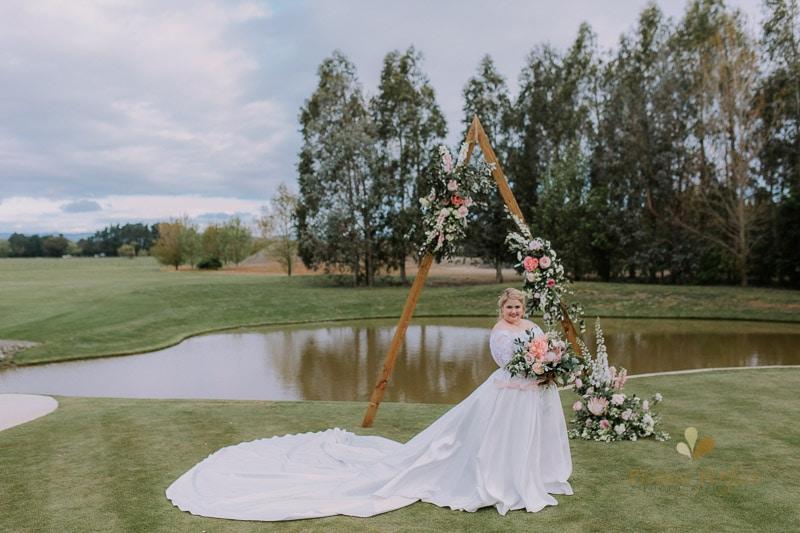 Manawatu wedding image with Emma at Orlando Country 0110