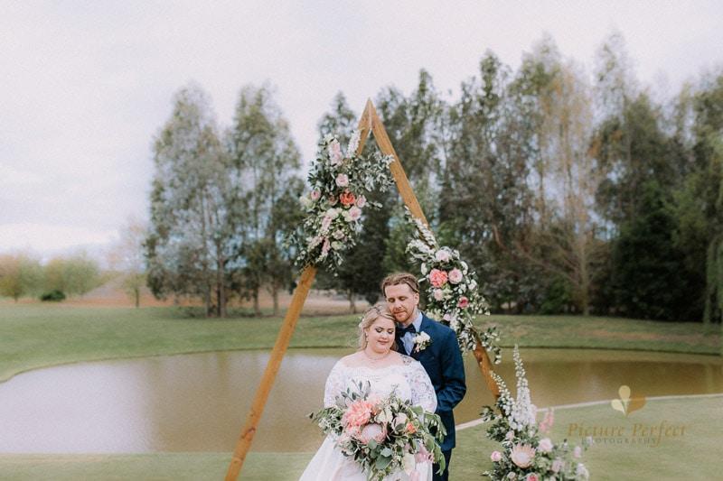 Manawatu wedding image with Emma at Orlando Country 0115