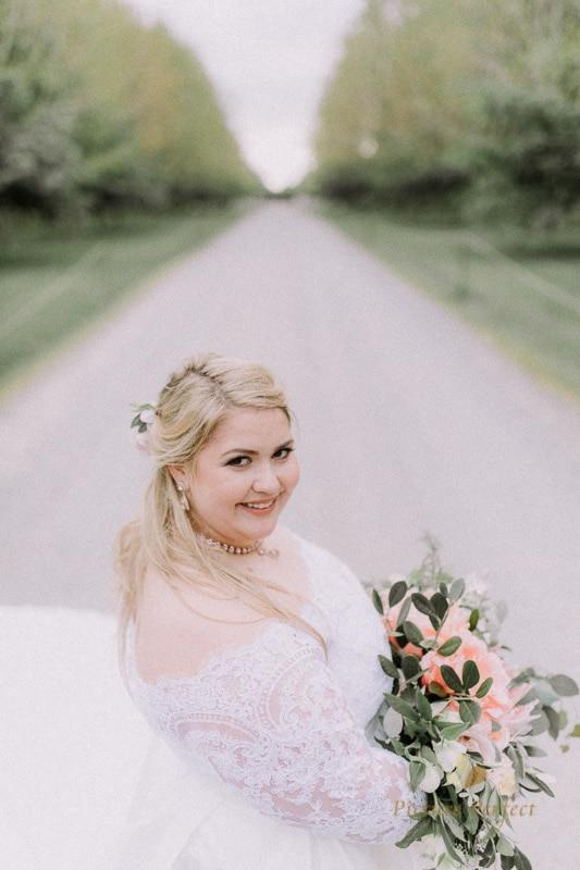 Manawatu wedding image with Emma at Orlando Country 0120