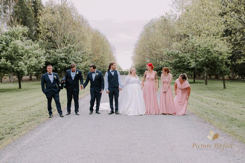 Manawatu wedding image with Emma at Orlando Country 0162