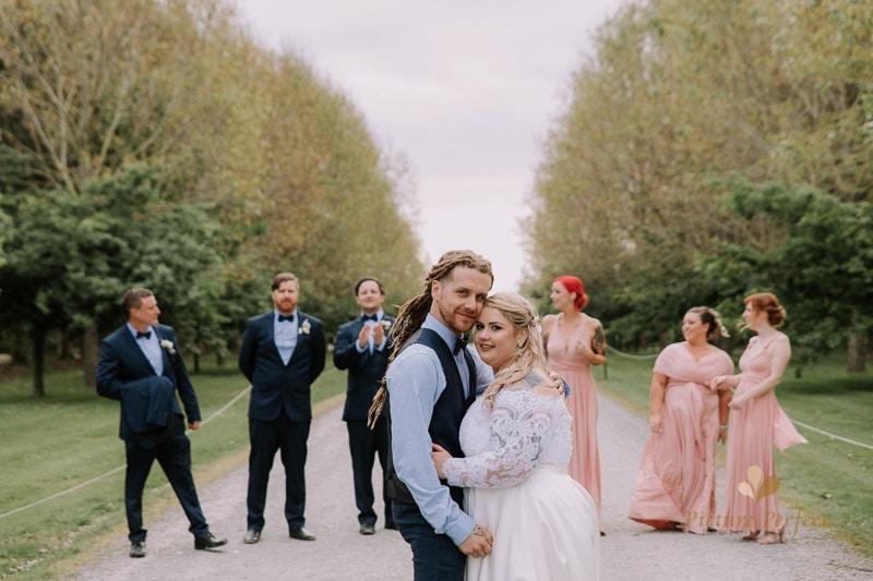 Manawatu wedding image with Emma at Orlando Country 0164