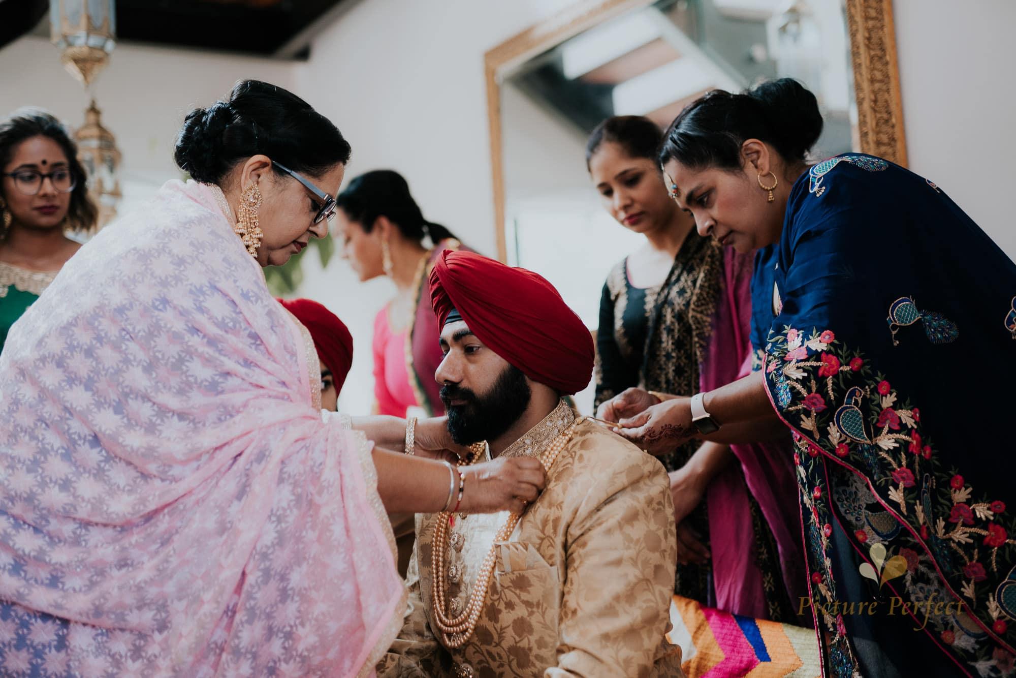 Niroshi Auckland Indian Wedding Day 3 0014