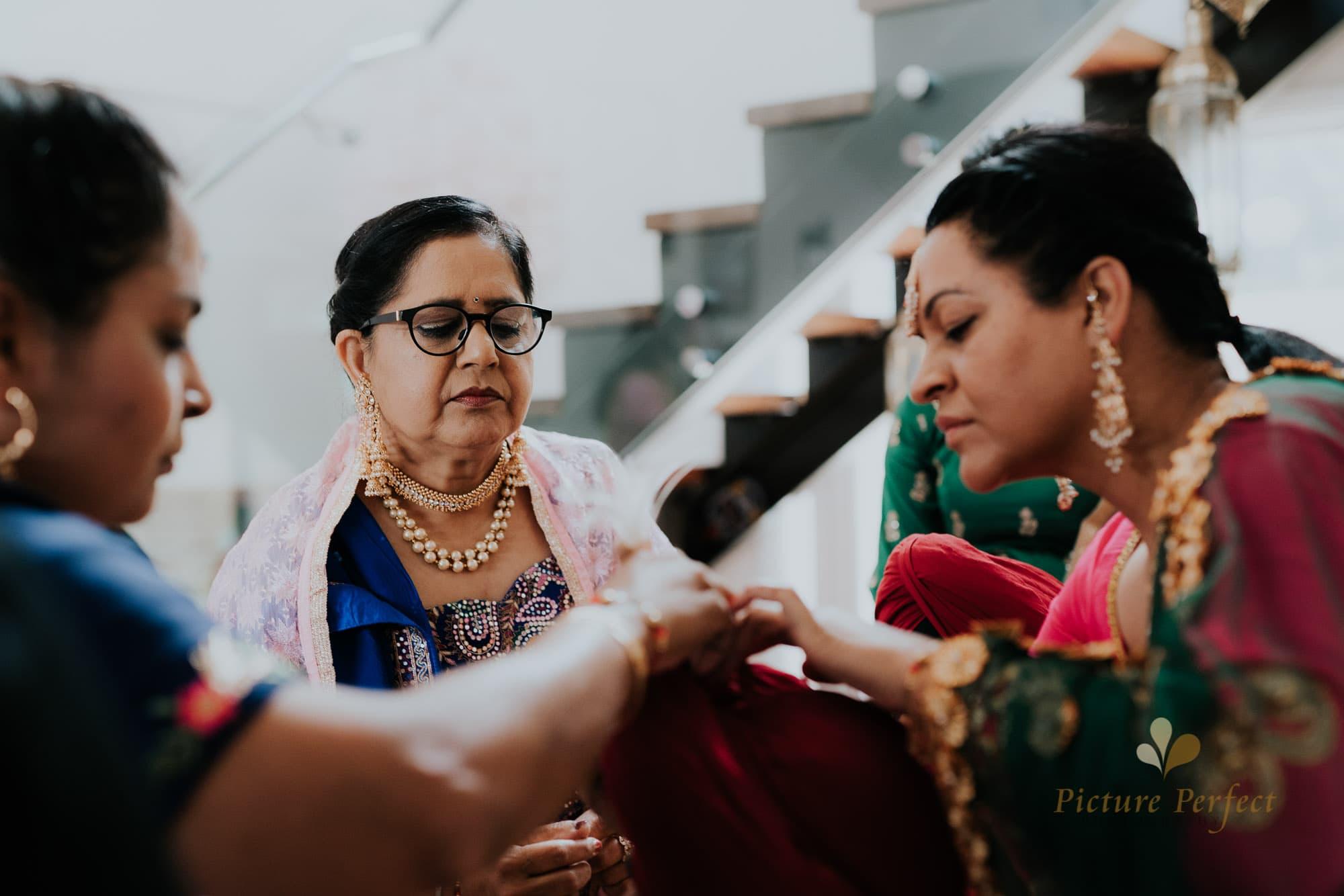 Niroshi Auckland Indian Wedding Day 3 0017
