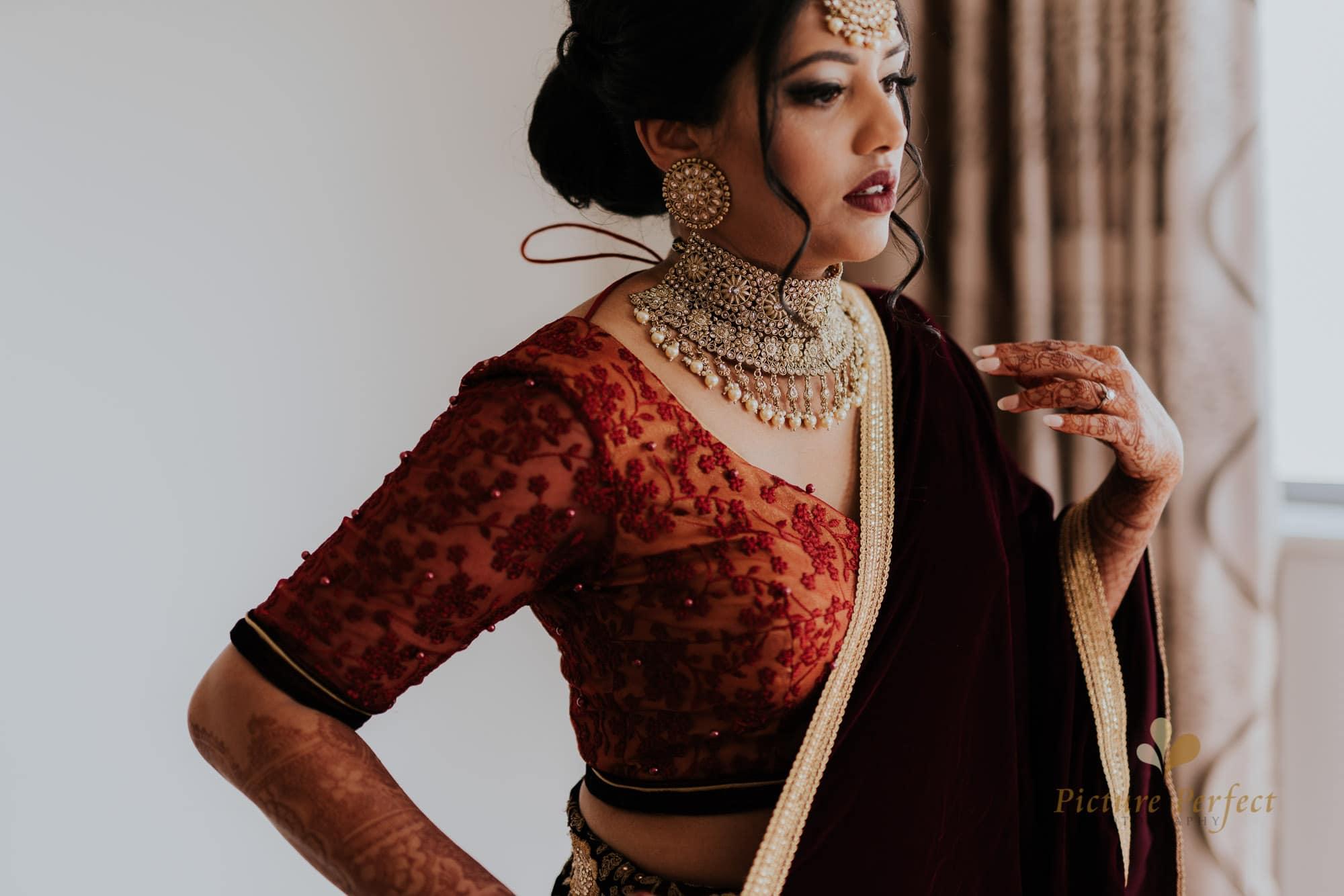 Niroshi Auckland Indian Wedding Day 3 0043