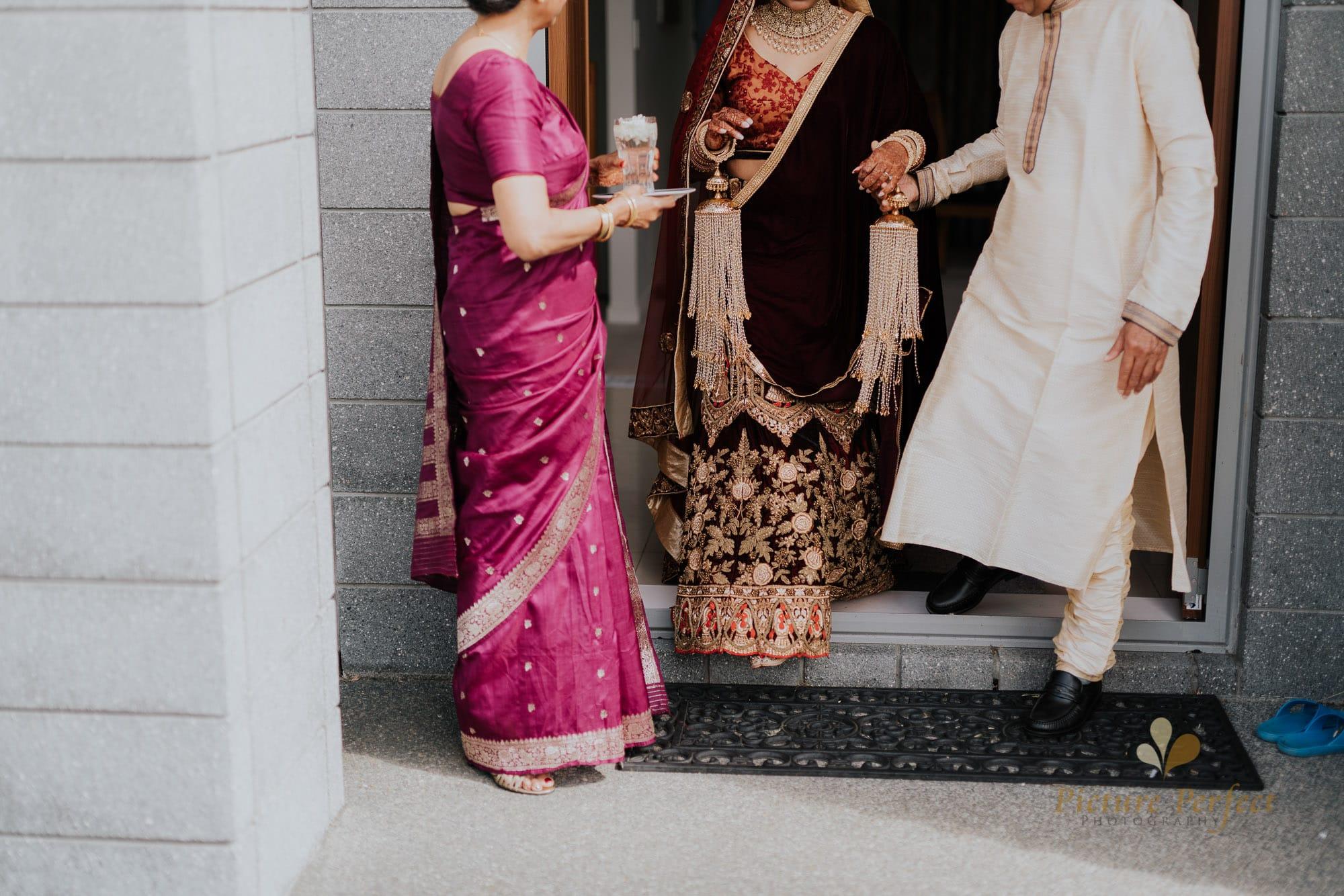 Niroshi Auckland Indian Wedding Day 3 0077
