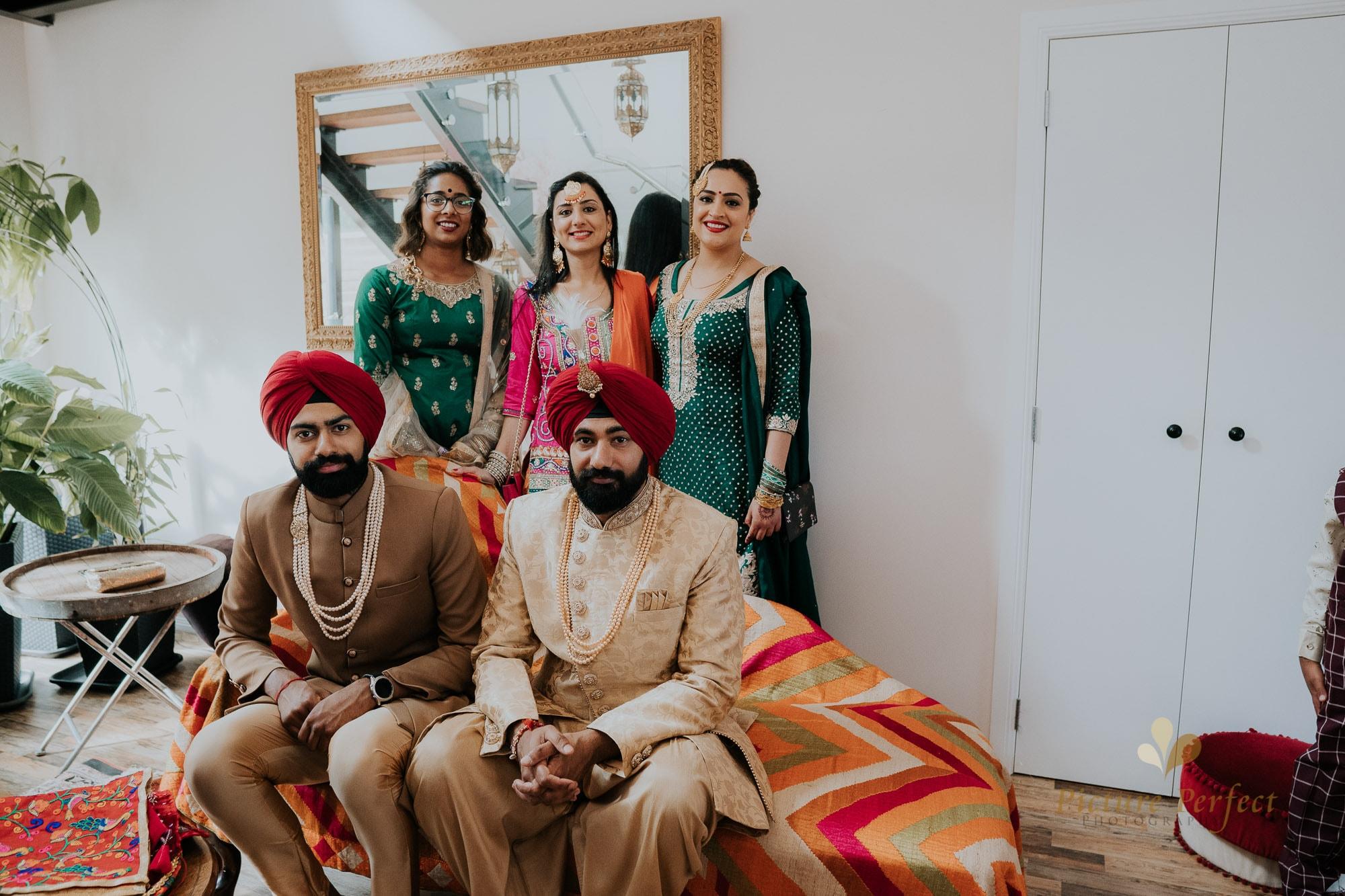 Niroshi Auckland Indian Wedding Day 3 0078