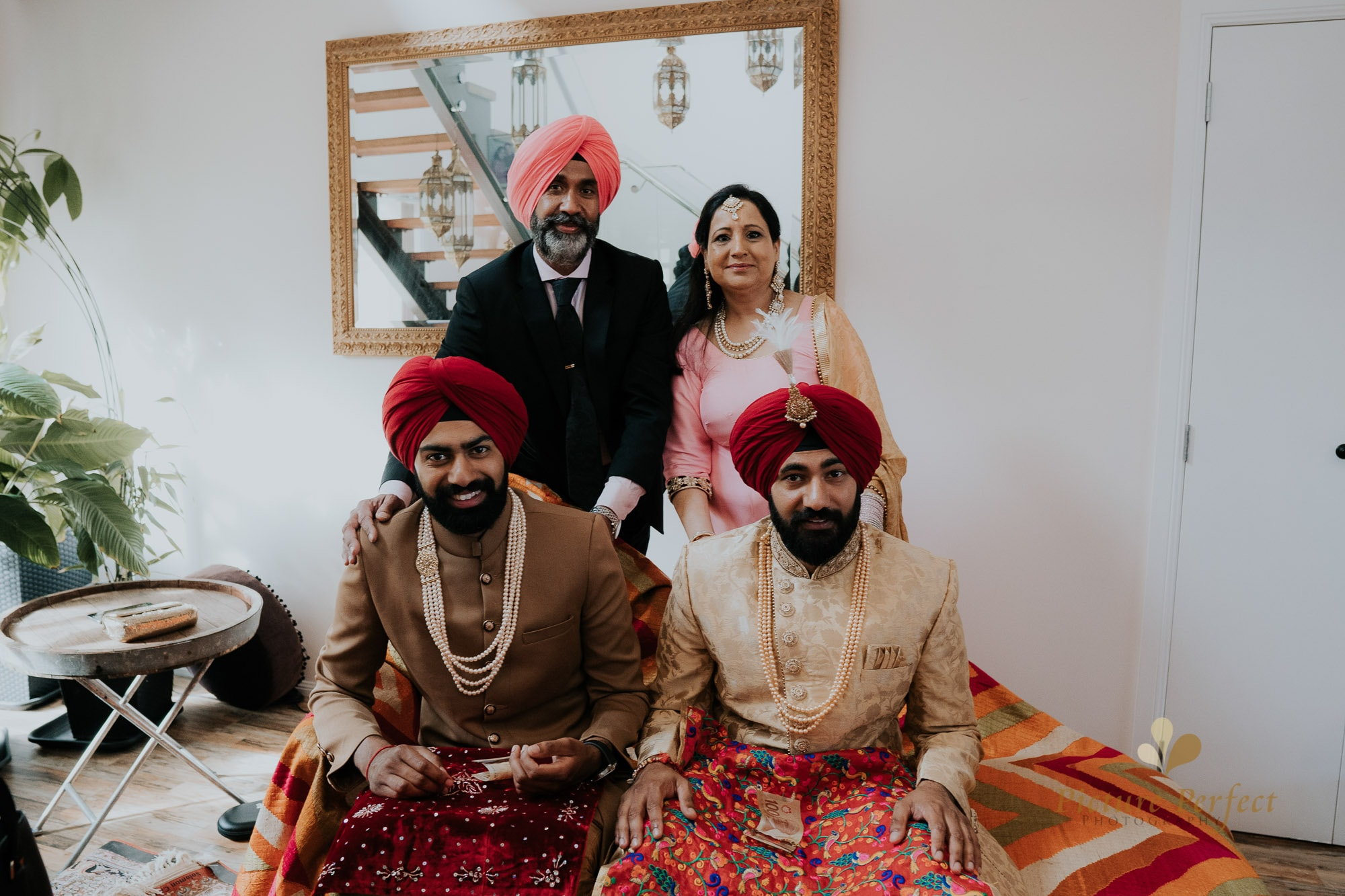 Niroshi Auckland Indian Wedding Day 3 0081