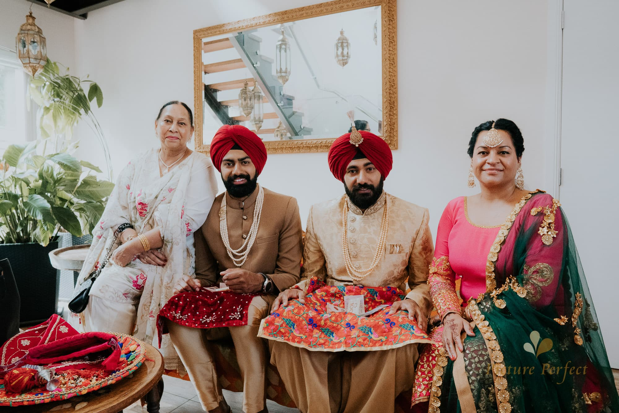 Niroshi Auckland Indian Wedding Day 3 0086