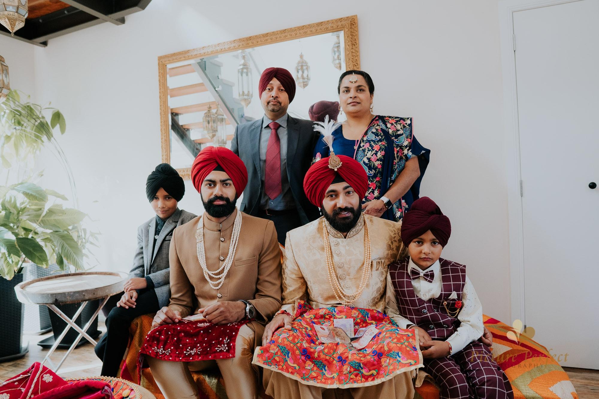 Niroshi Auckland Indian Wedding Day 3 0088