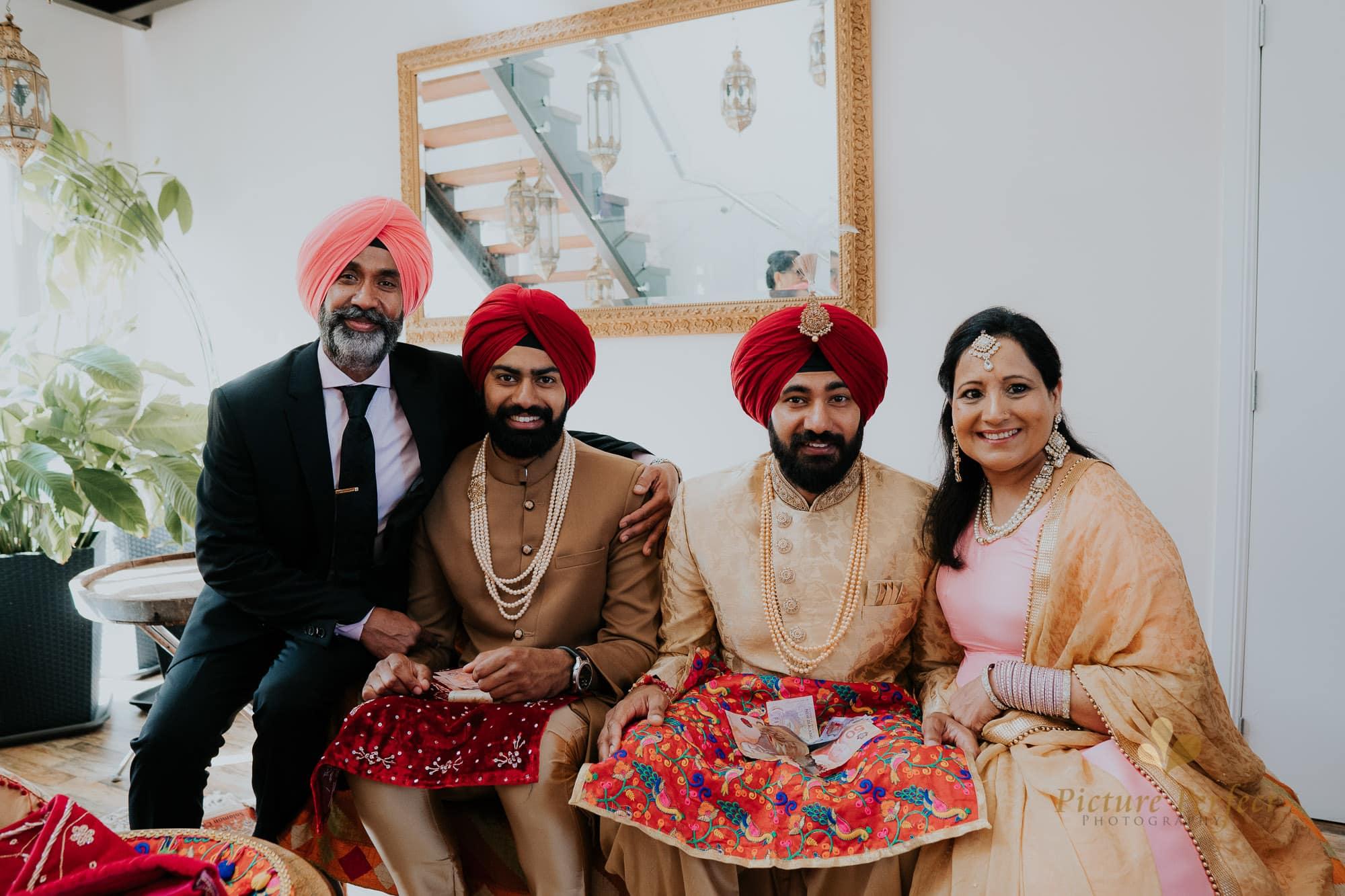 Niroshi Auckland Indian Wedding Day 3 0089