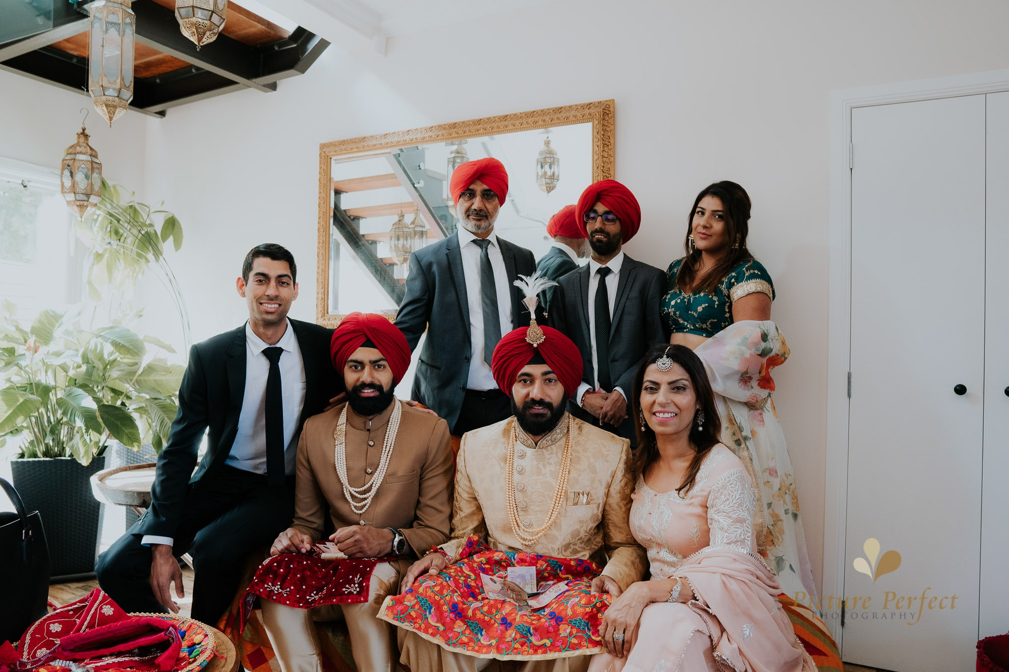 Niroshi Auckland Indian Wedding Day 3 0090