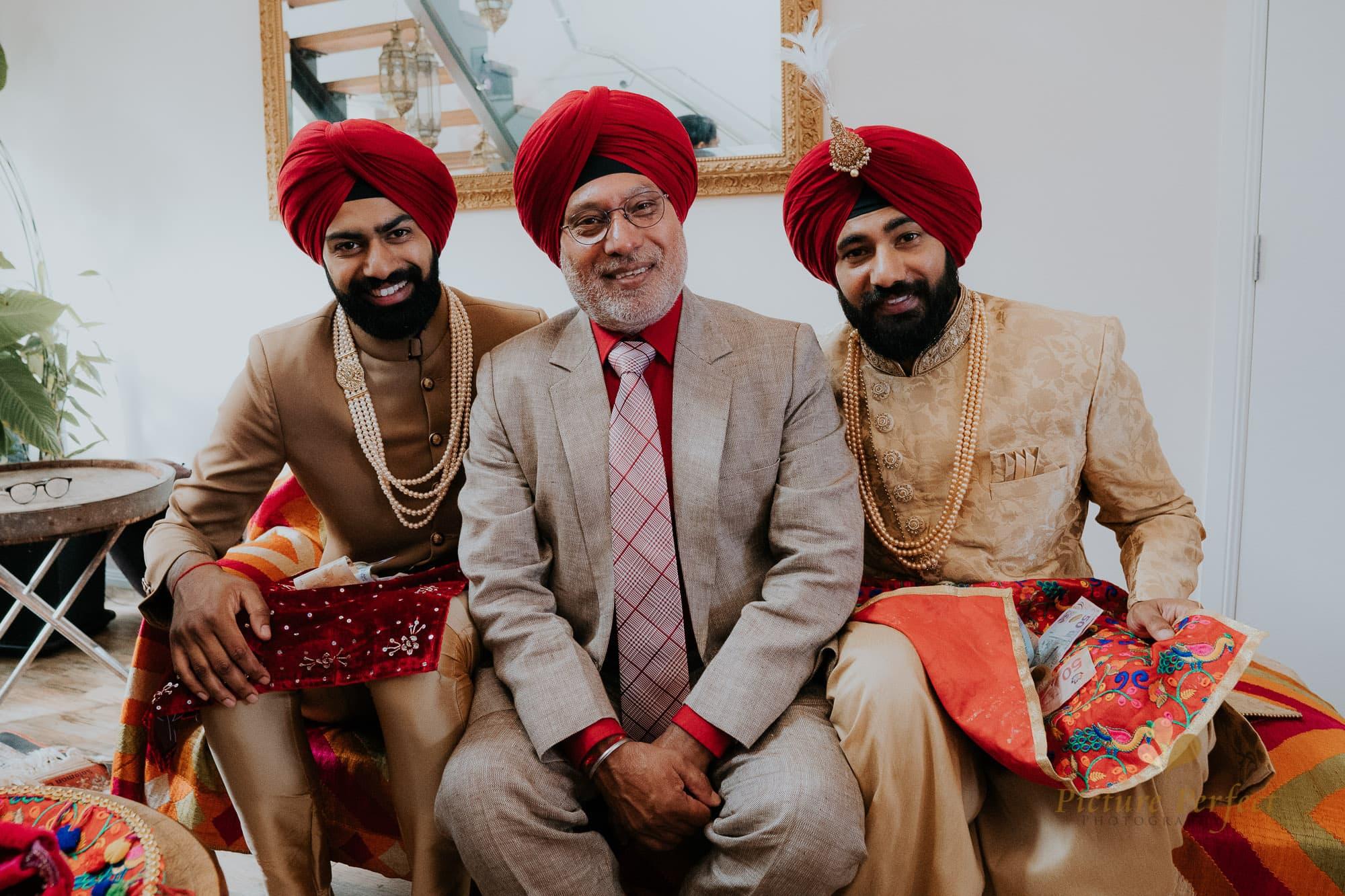 Niroshi Auckland Indian Wedding Day 3 0095