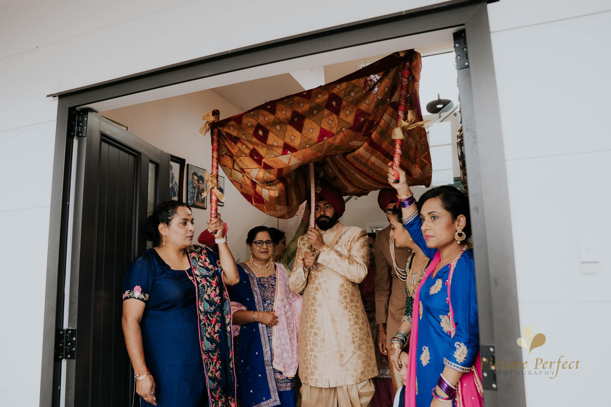 Niroshi Auckland Indian Wedding Day 3 0097