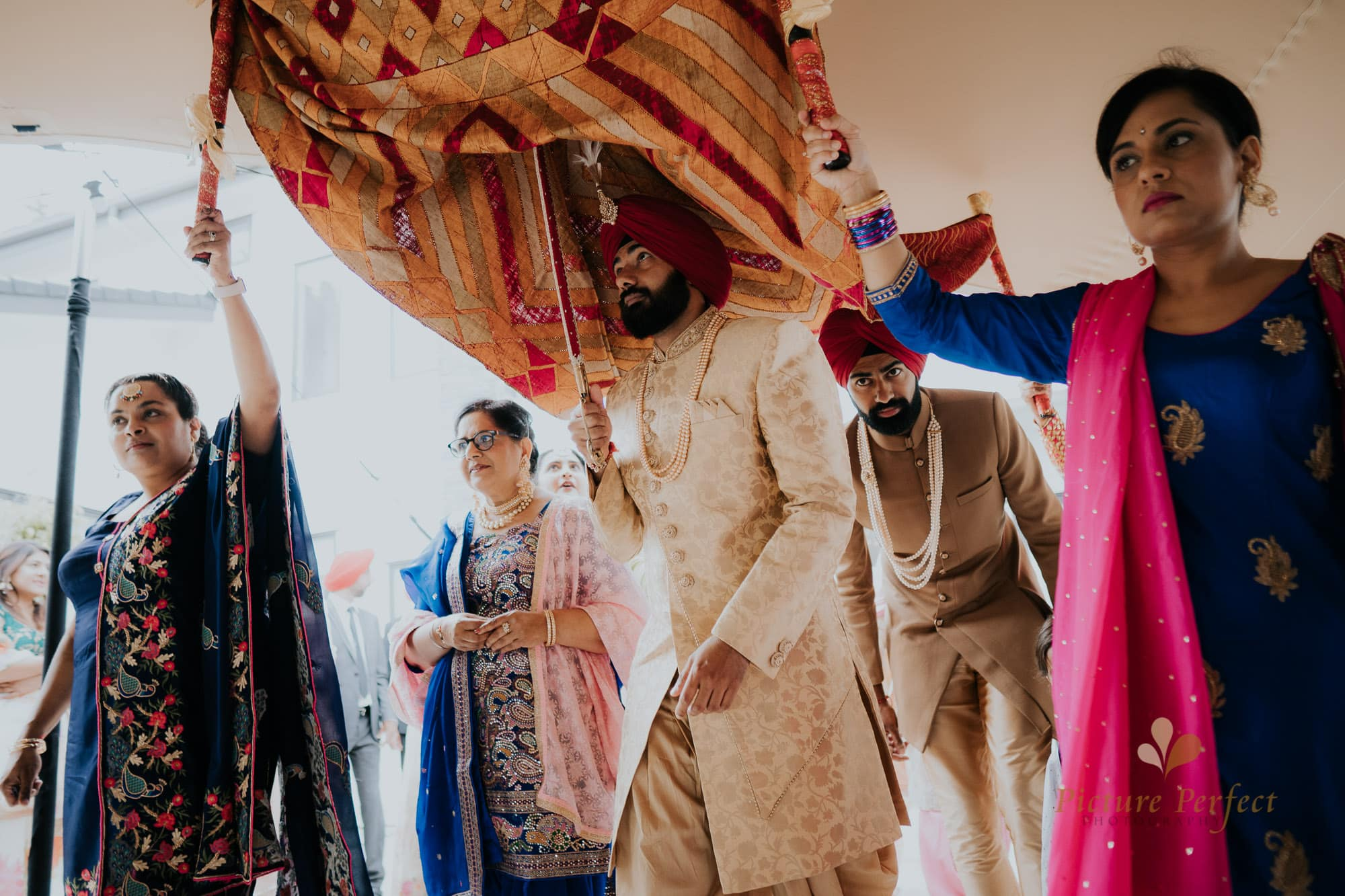 Niroshi Auckland Indian Wedding Day 3 0099