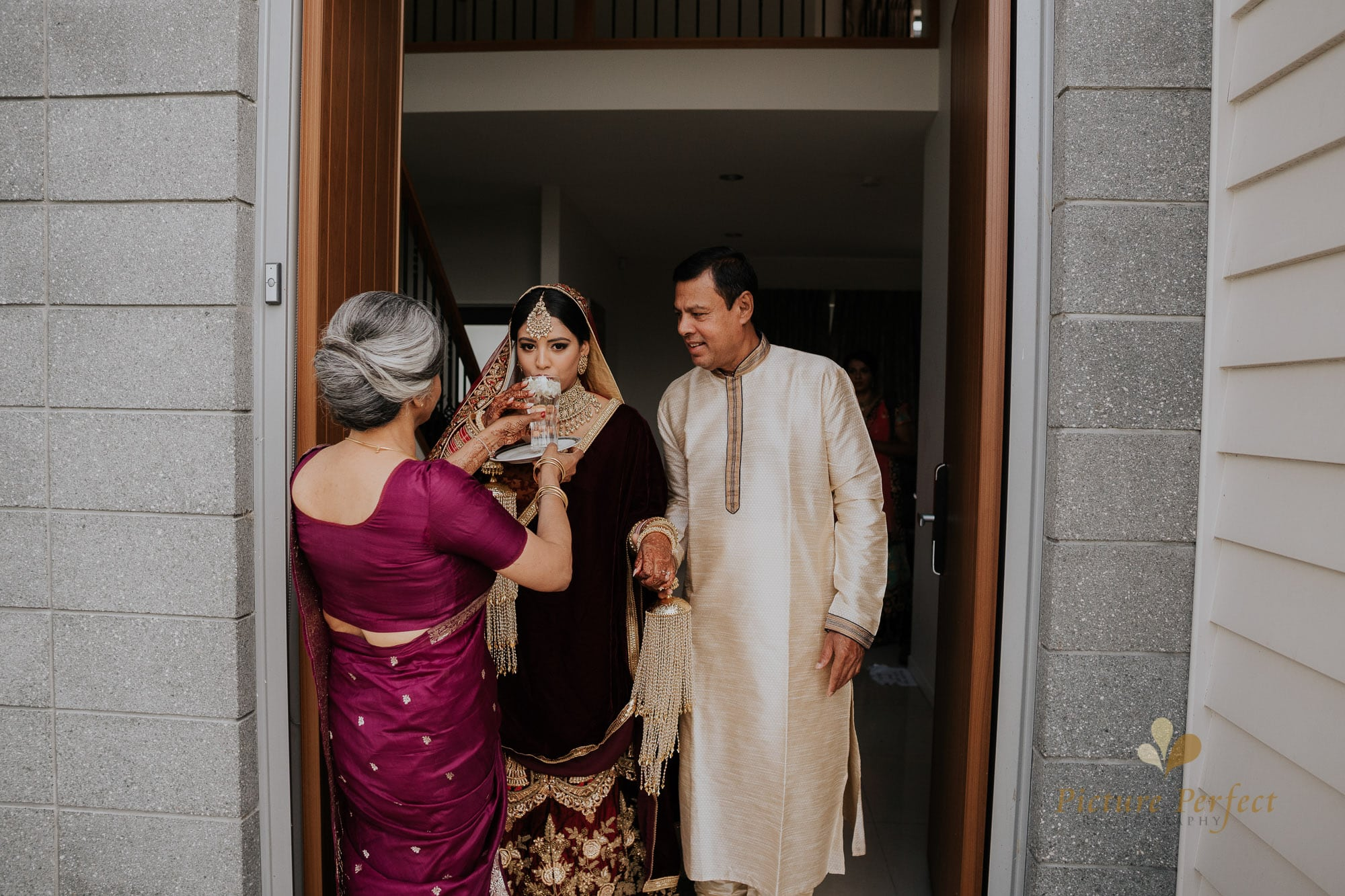 Niroshi Auckland Indian Wedding Day 3 0112