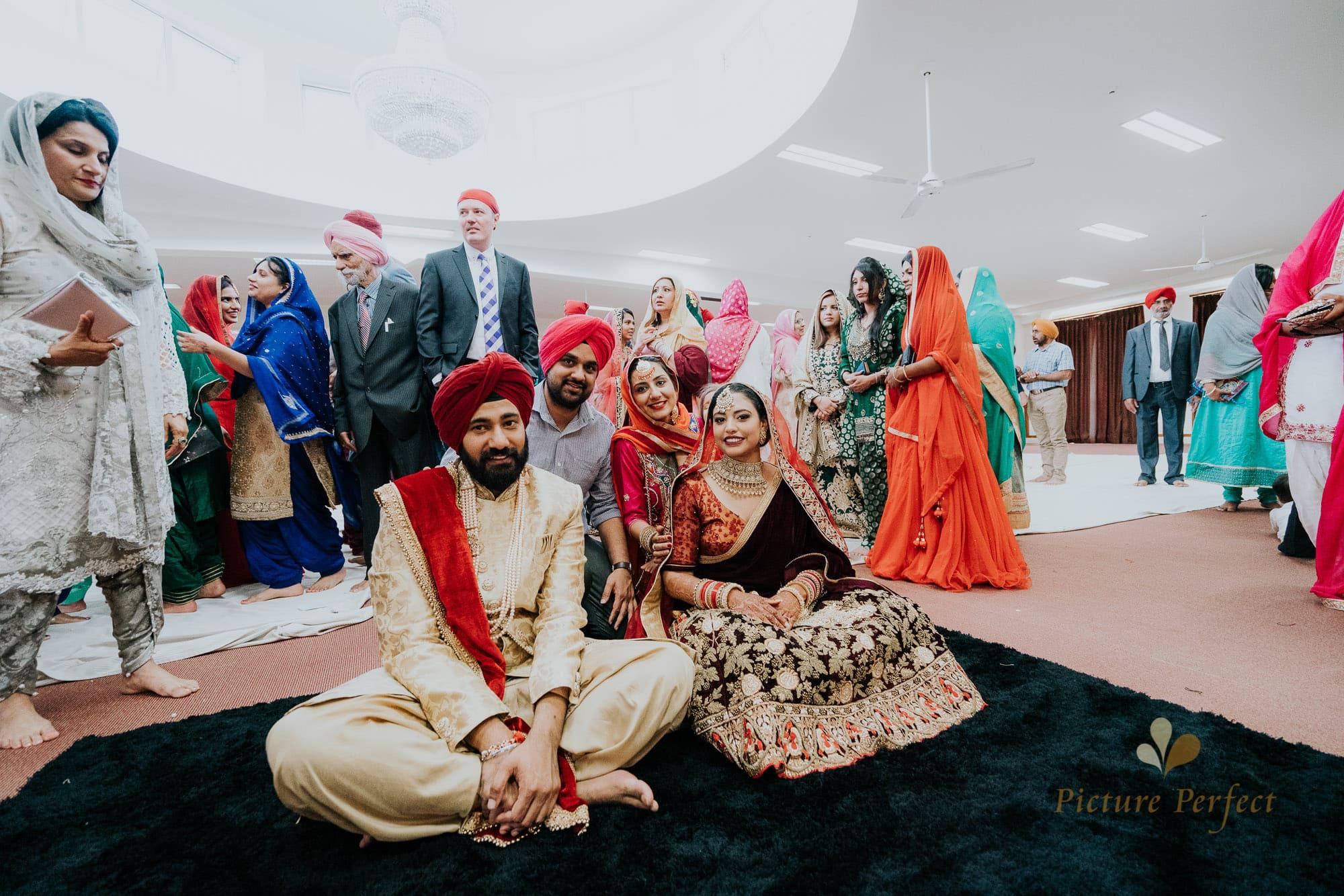 Niroshi Auckland Indian Wedding Day 3 0132