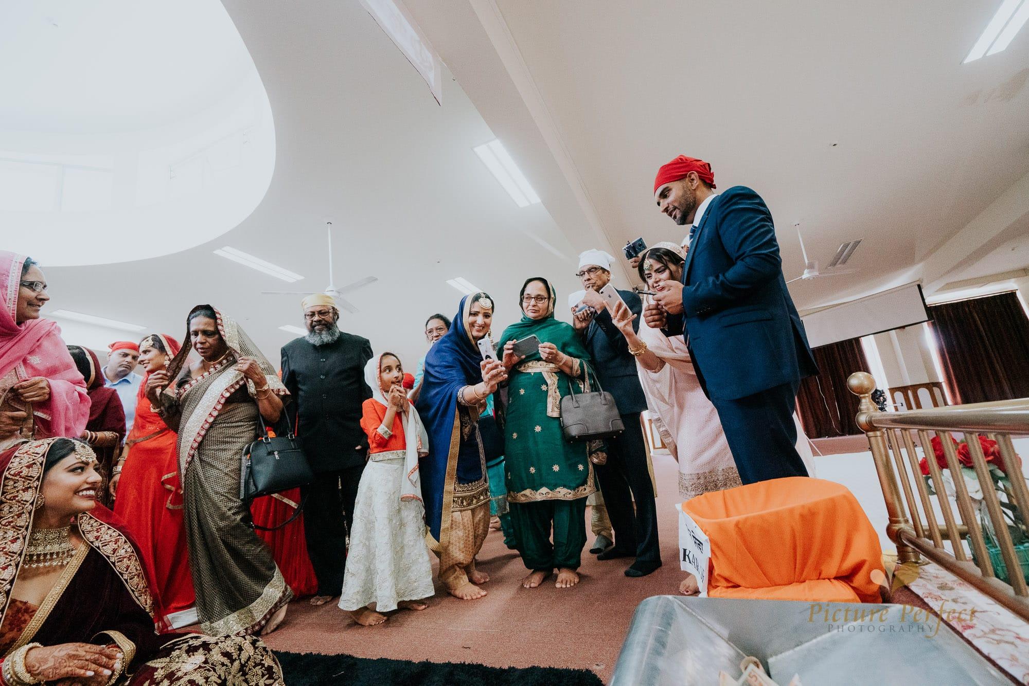 Niroshi Auckland Indian Wedding Day 3 0139
