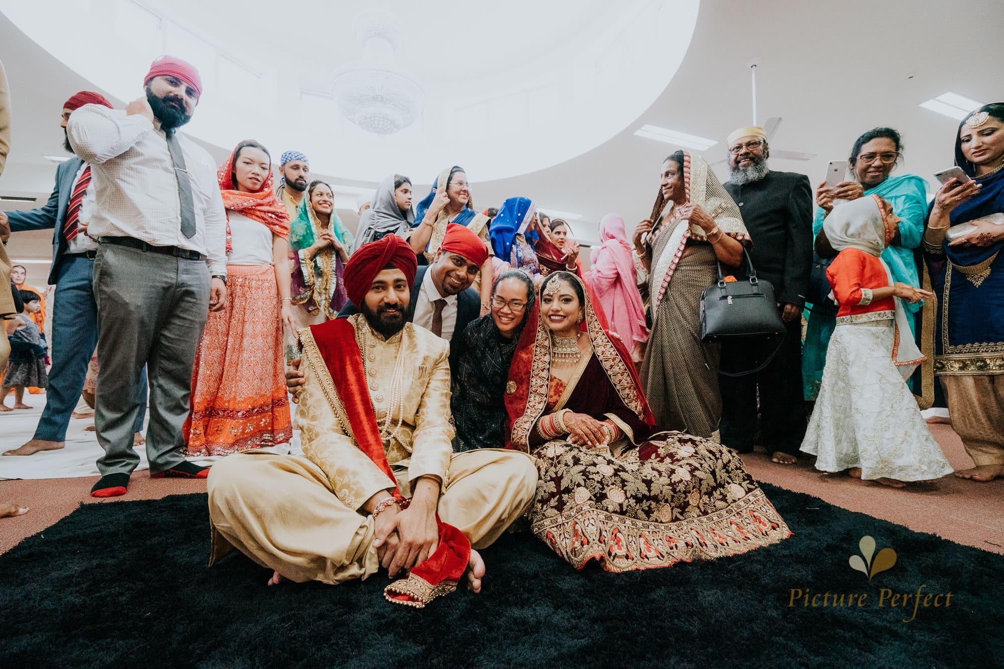 Niroshi Auckland Indian Wedding Day 3 0140