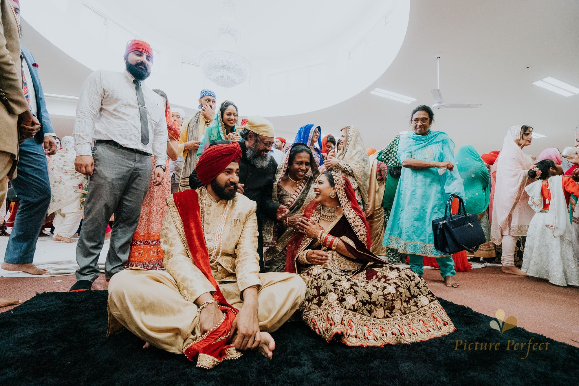 Niroshi Auckland Indian Wedding Day 3 0142