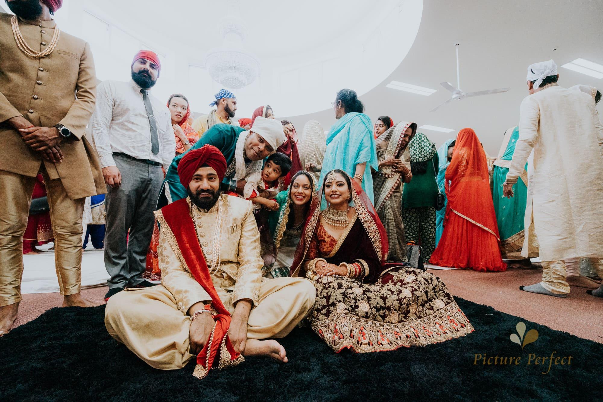 Niroshi Auckland Indian Wedding Day 3 0143
