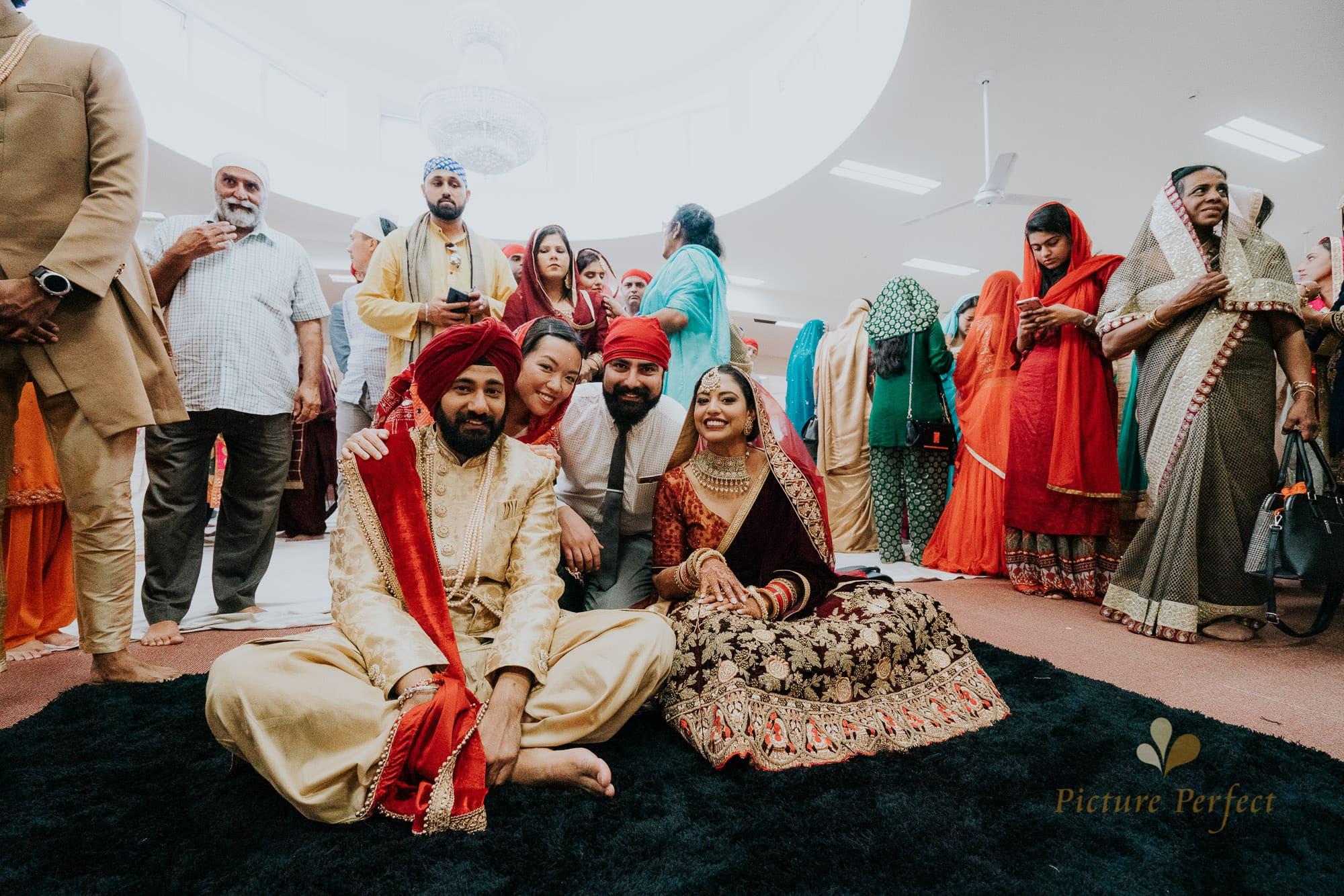 Niroshi Auckland Indian Wedding Day 3 0144