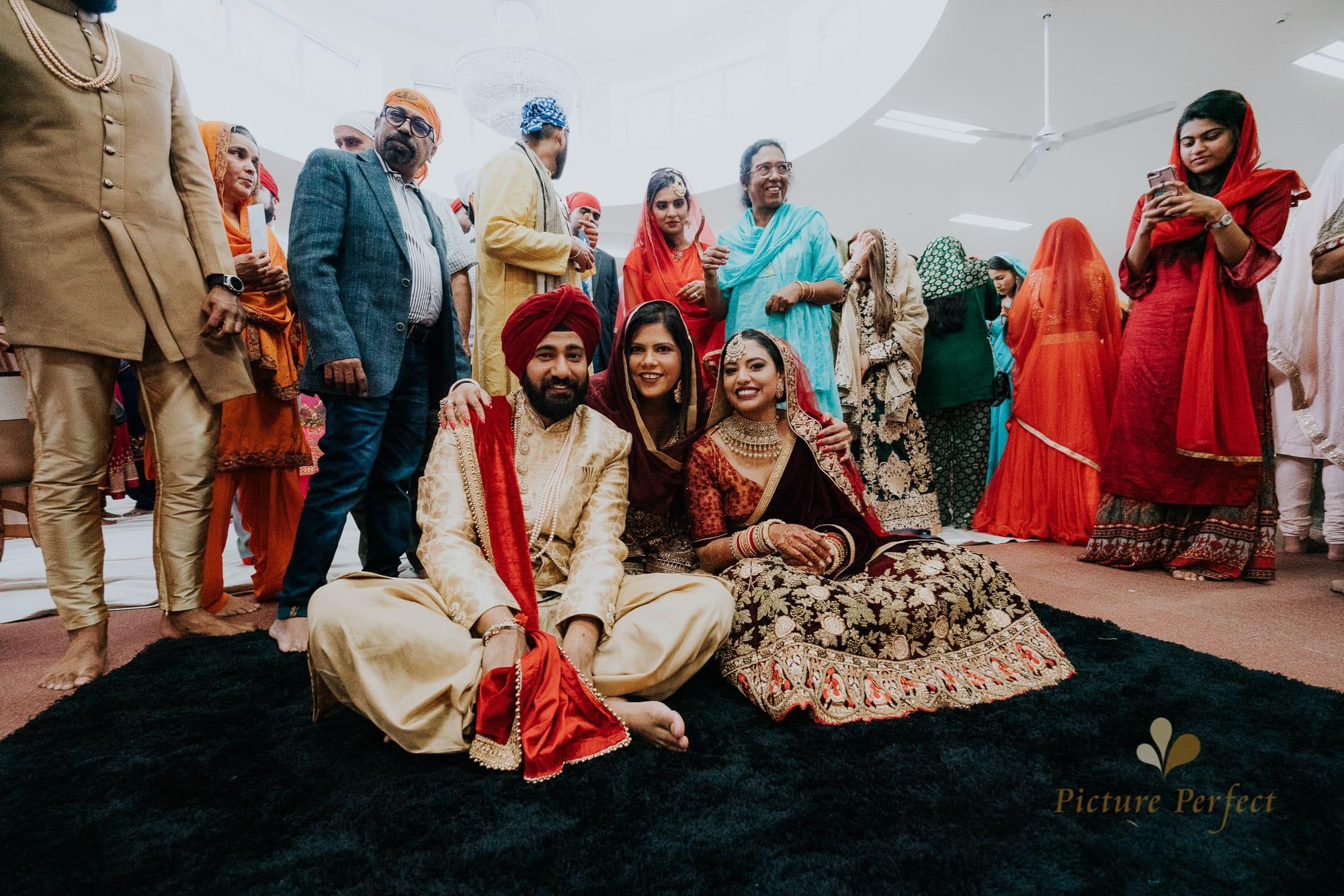 Niroshi Auckland Indian Wedding Day 3 0145