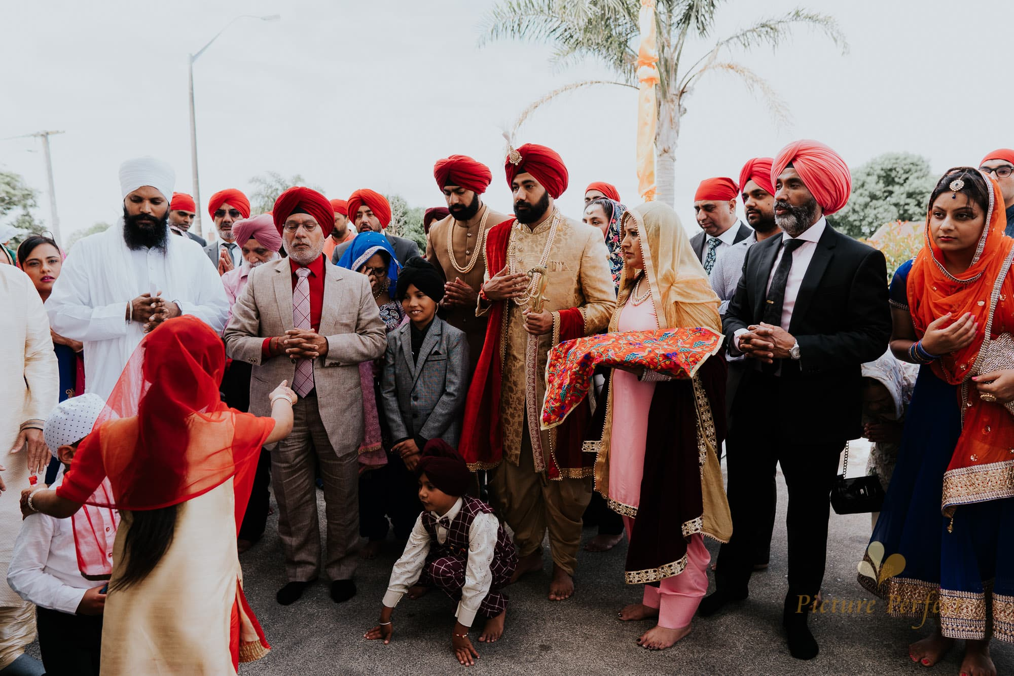 Niroshi Auckland Indian Wedding Day 3 0152