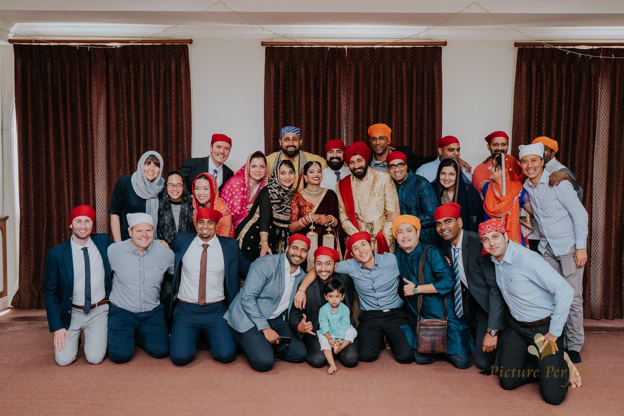 Niroshi Auckland Indian Wedding Day 3 0166