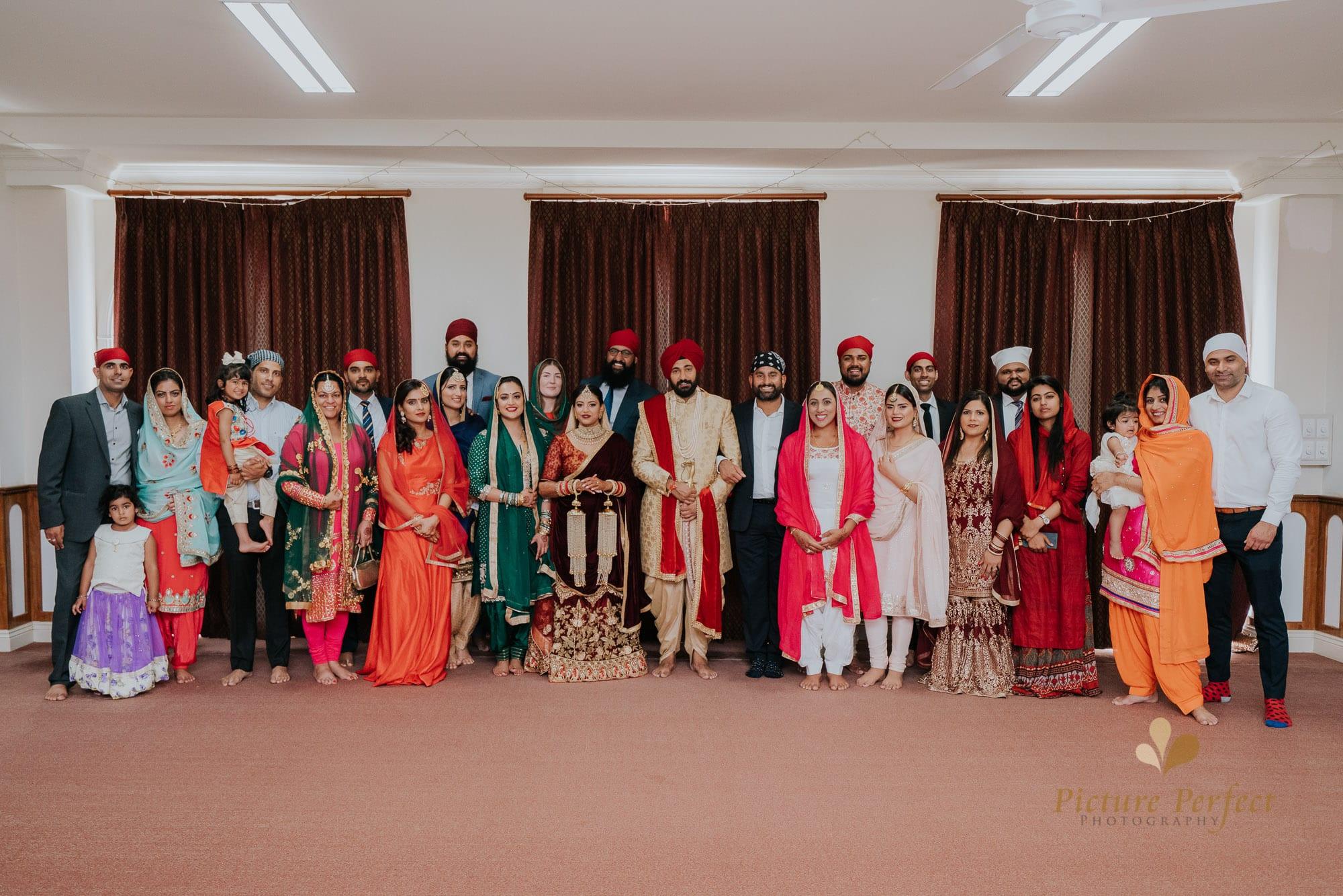 Niroshi Auckland Indian Wedding Day 3 0167