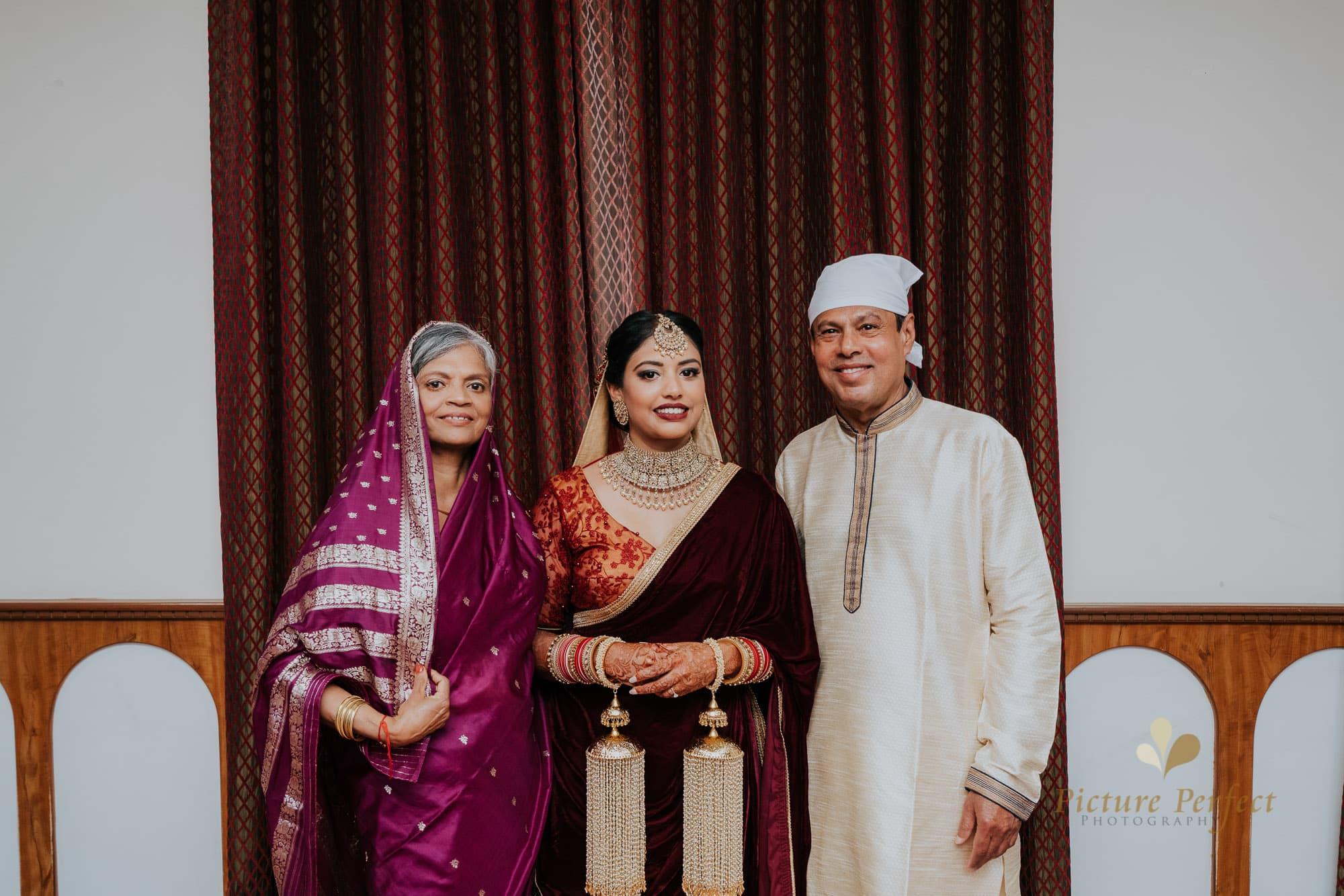Niroshi Auckland Indian Wedding Day 3 0172