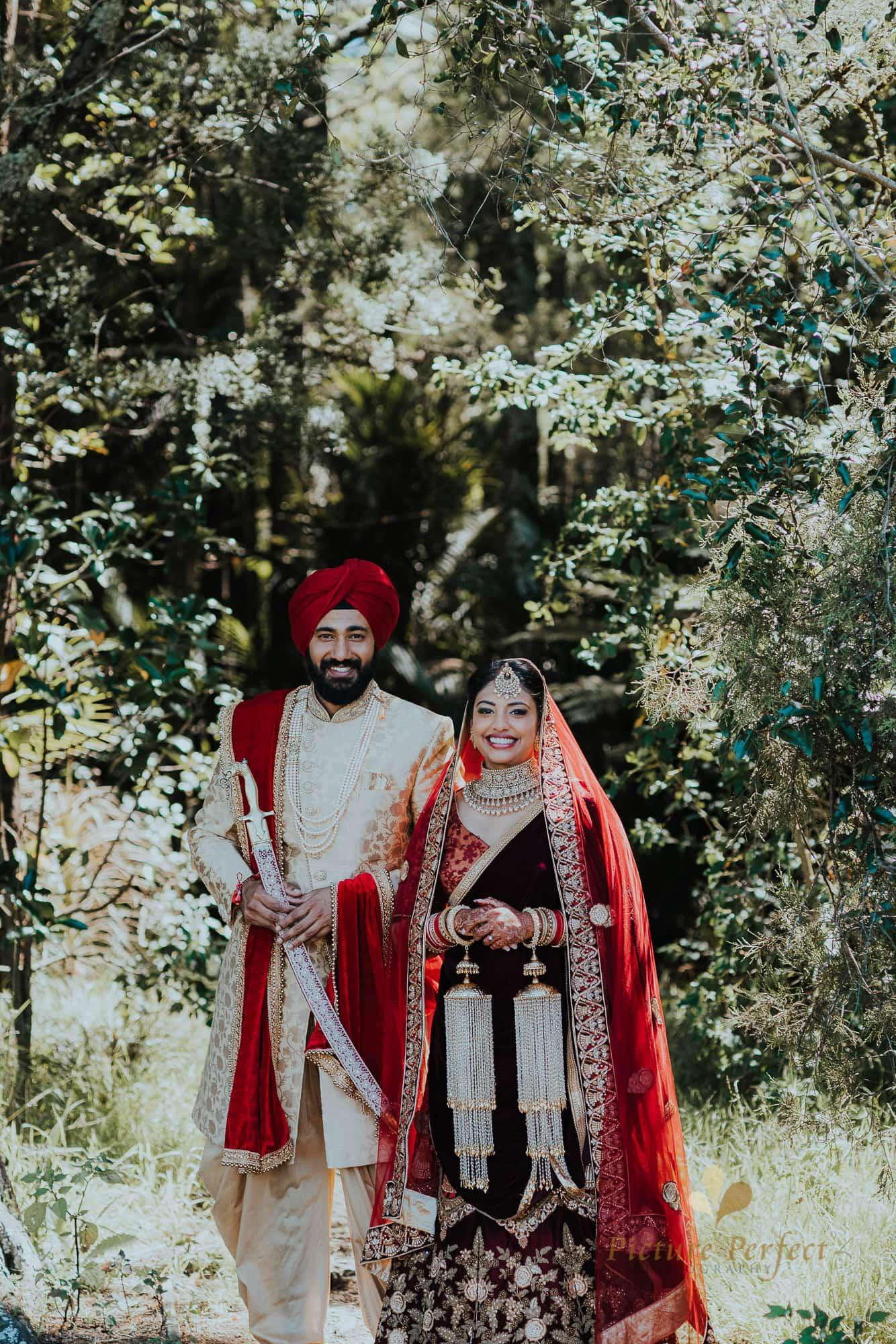 Niroshi Auckland Indian Wedding Day 3 0179