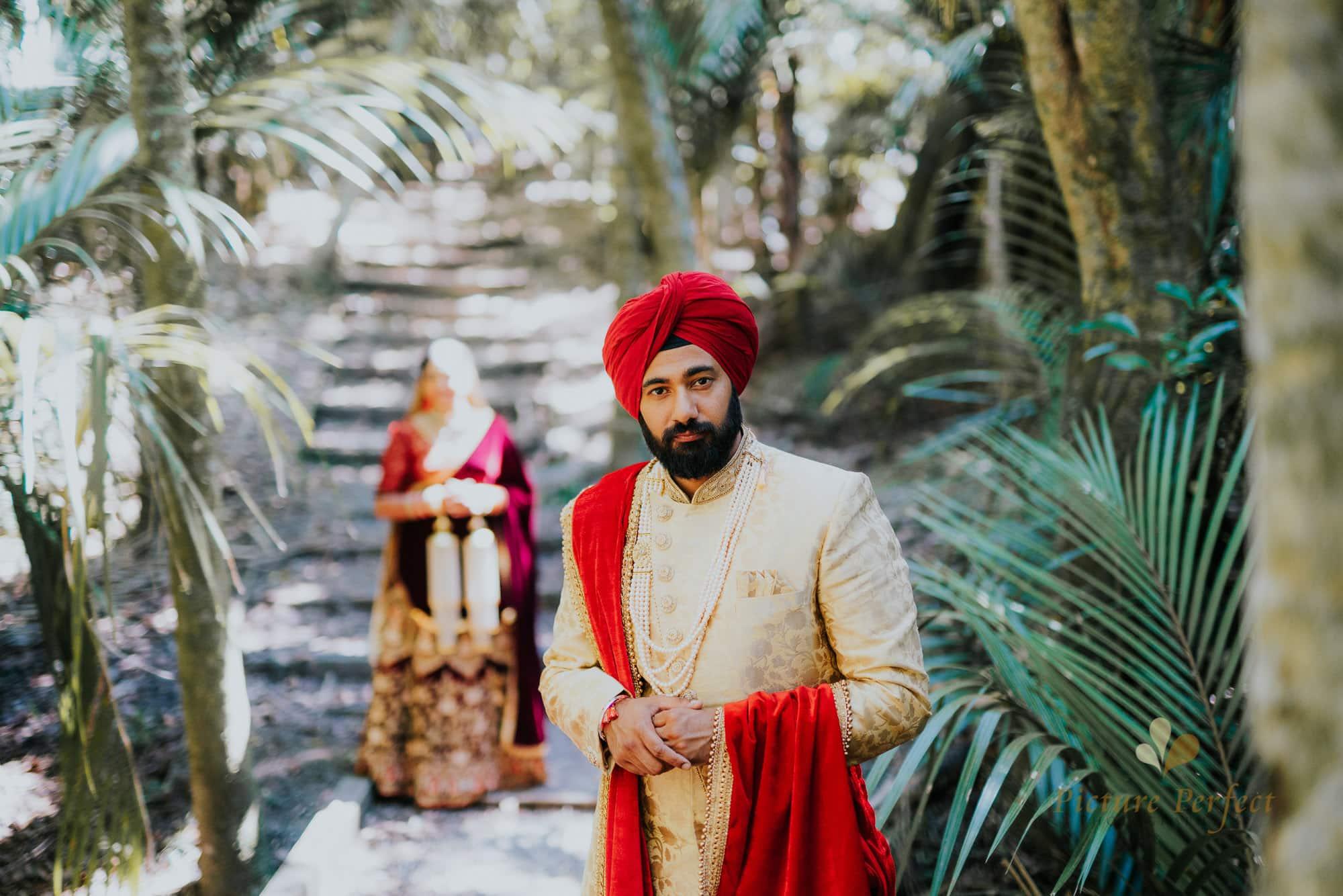 Niroshi Auckland Indian Wedding Day 3 0195