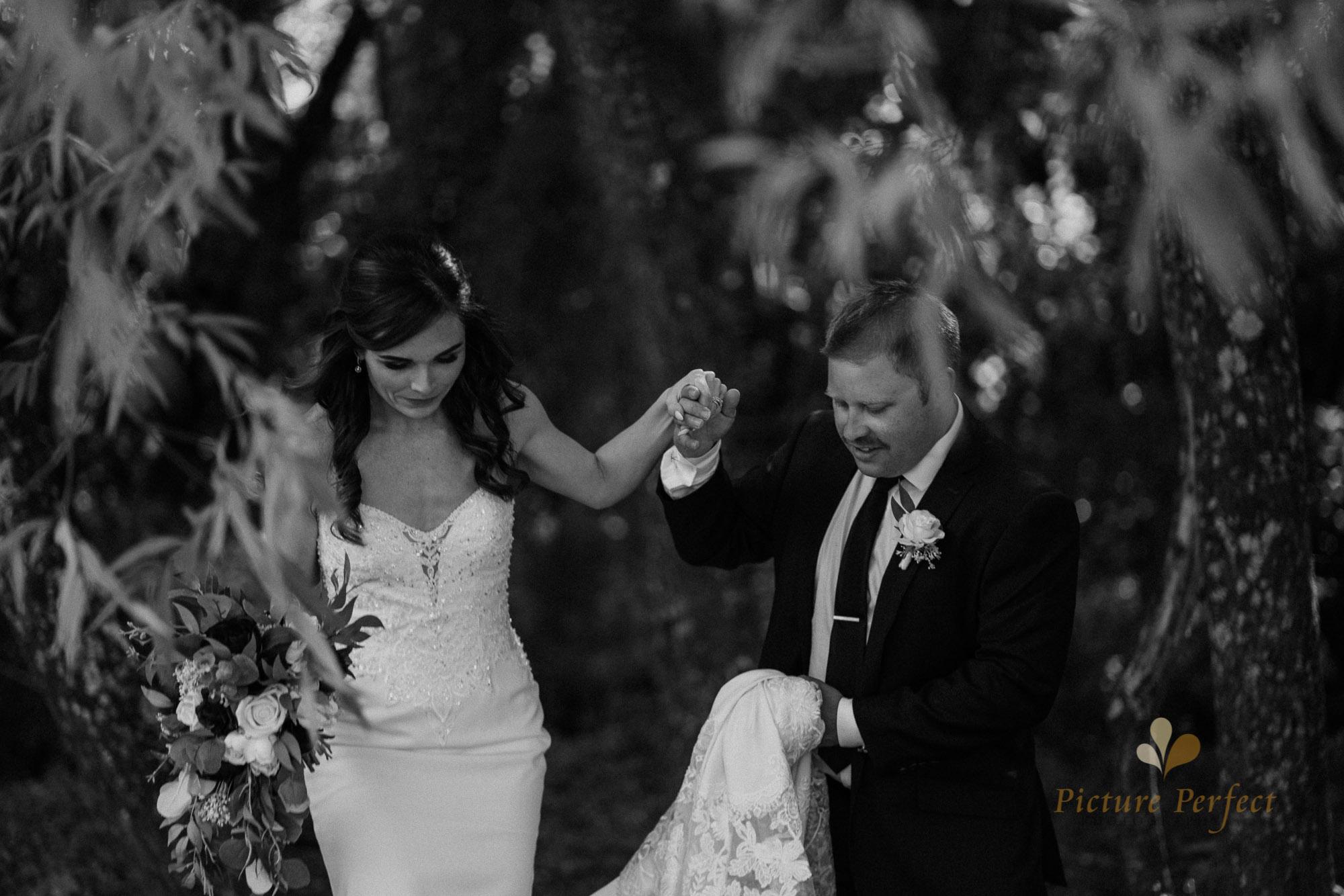 Roseburb Park wedding of Casey 2854
