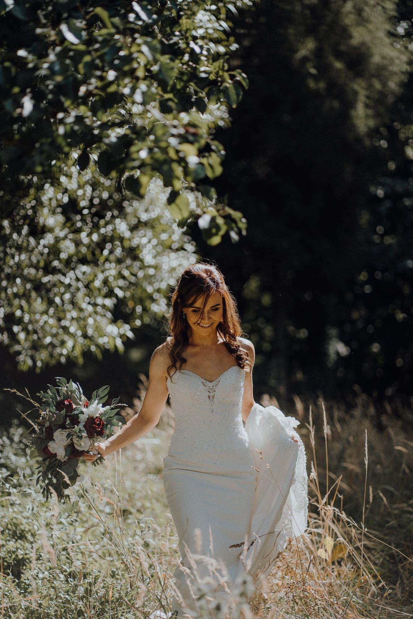 Roseburb Park wedding of Casey 3218