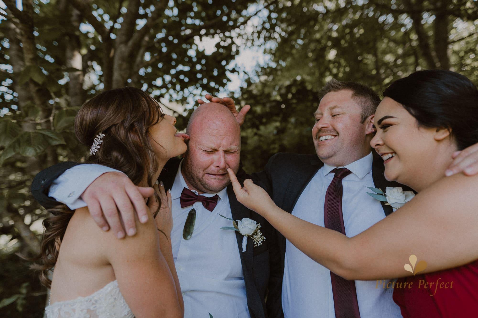 Roseburb Park wedding of Casey 3941