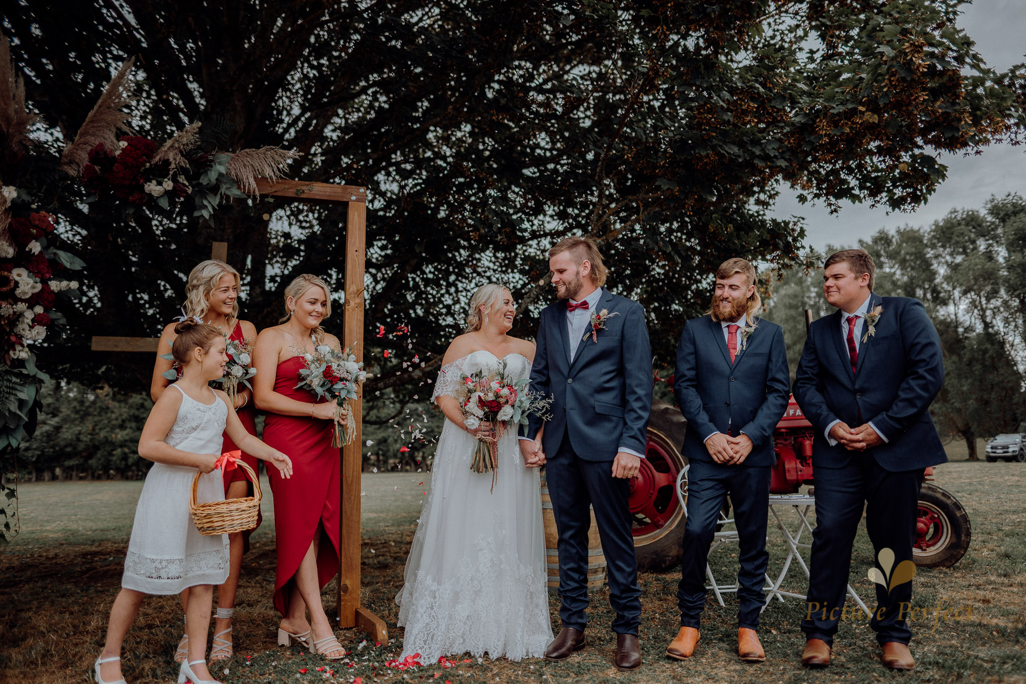 Palmerston North wedding photographer with Monique 0136