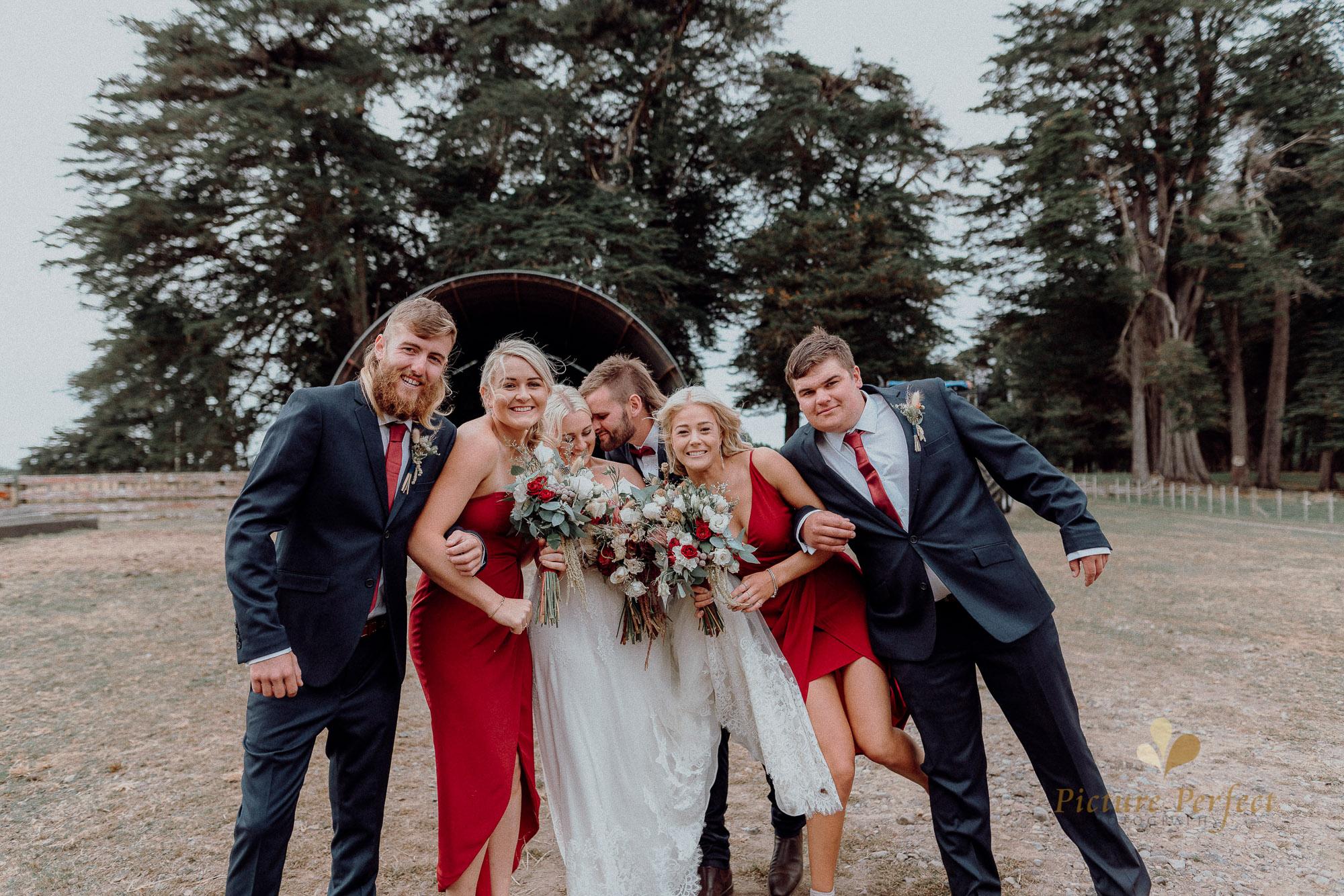 Palmerston North wedding photographer with Monique 0156