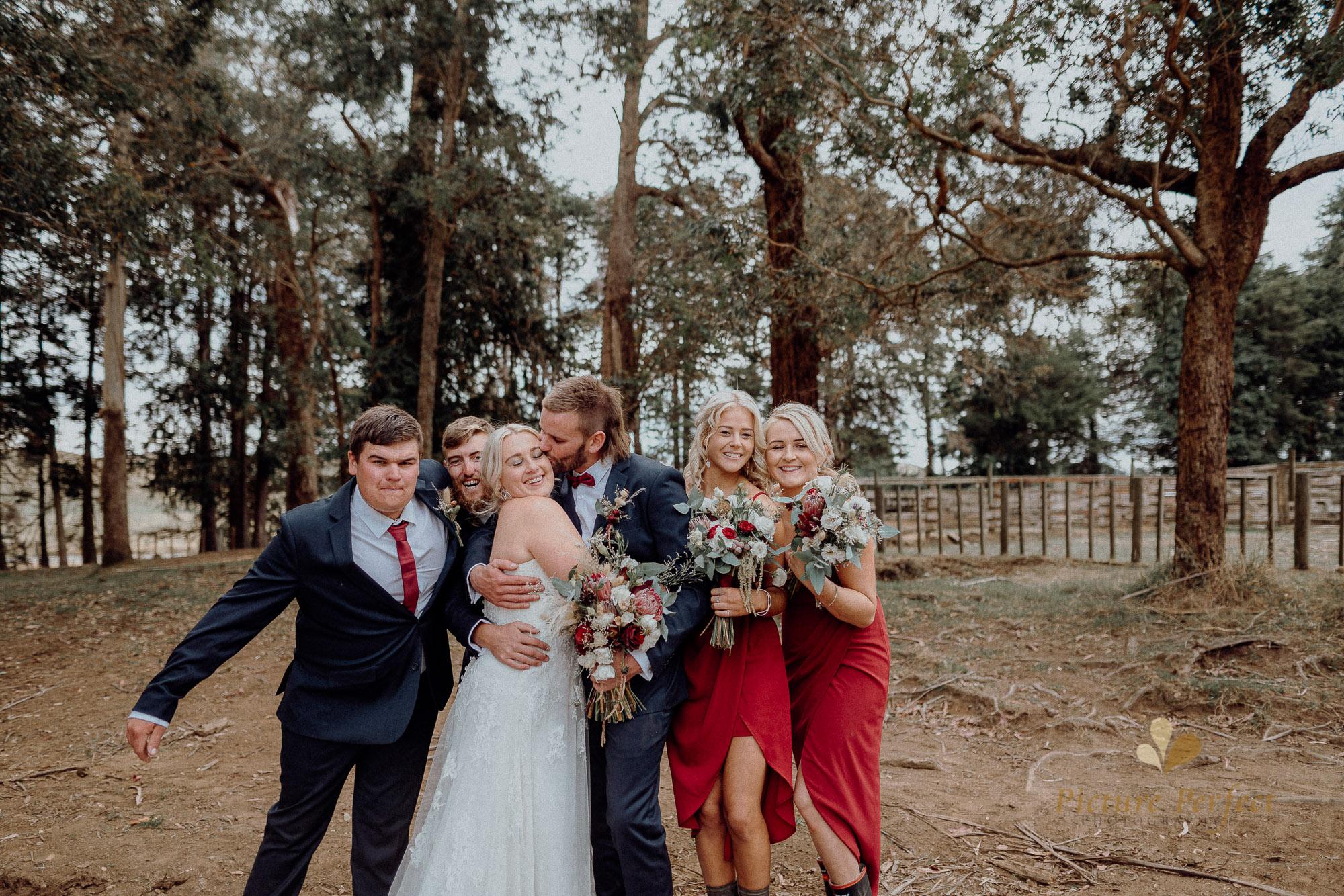 Palmerston North wedding photographer with Monique 0199