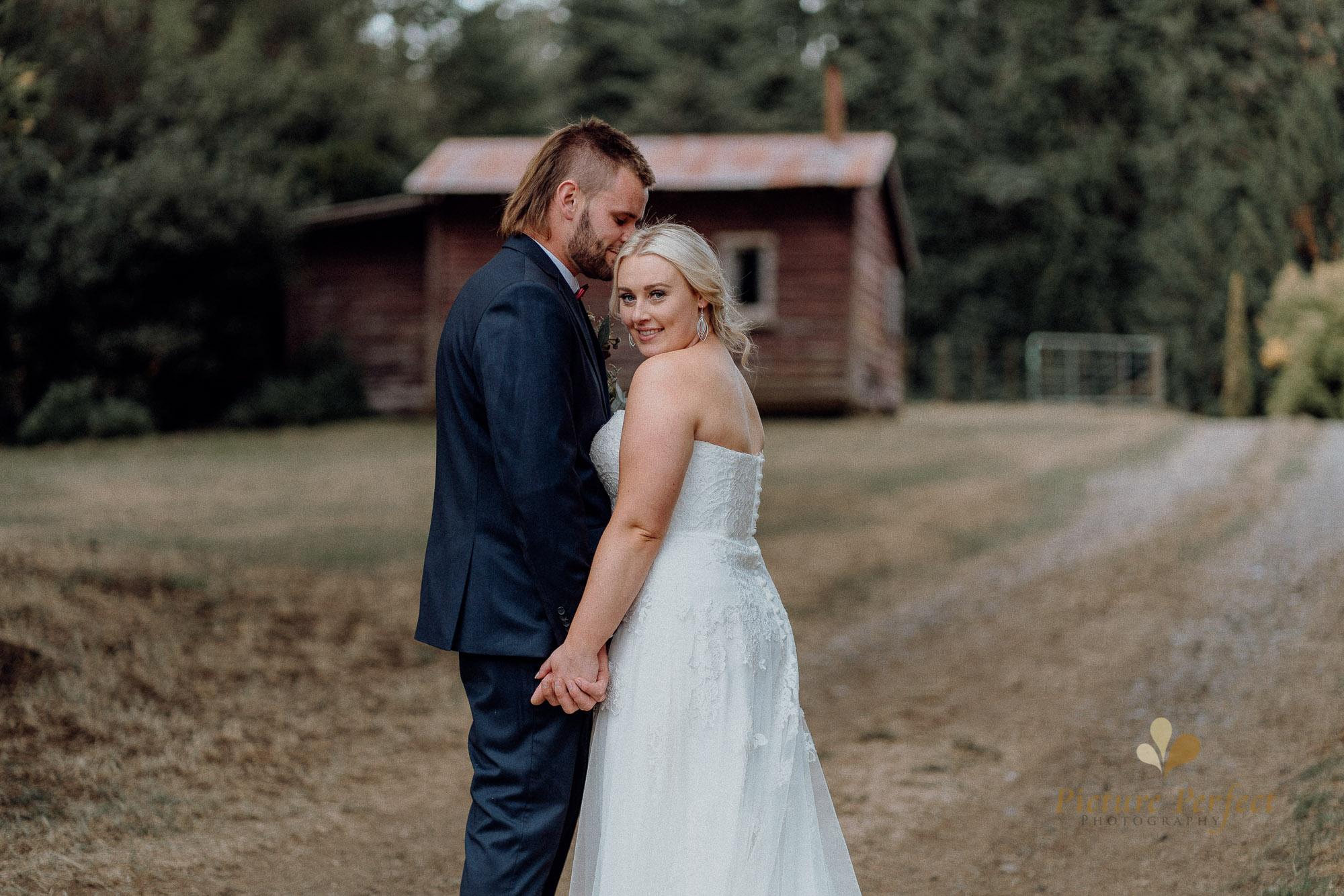 Palmerston North wedding photographer with Monique 0220