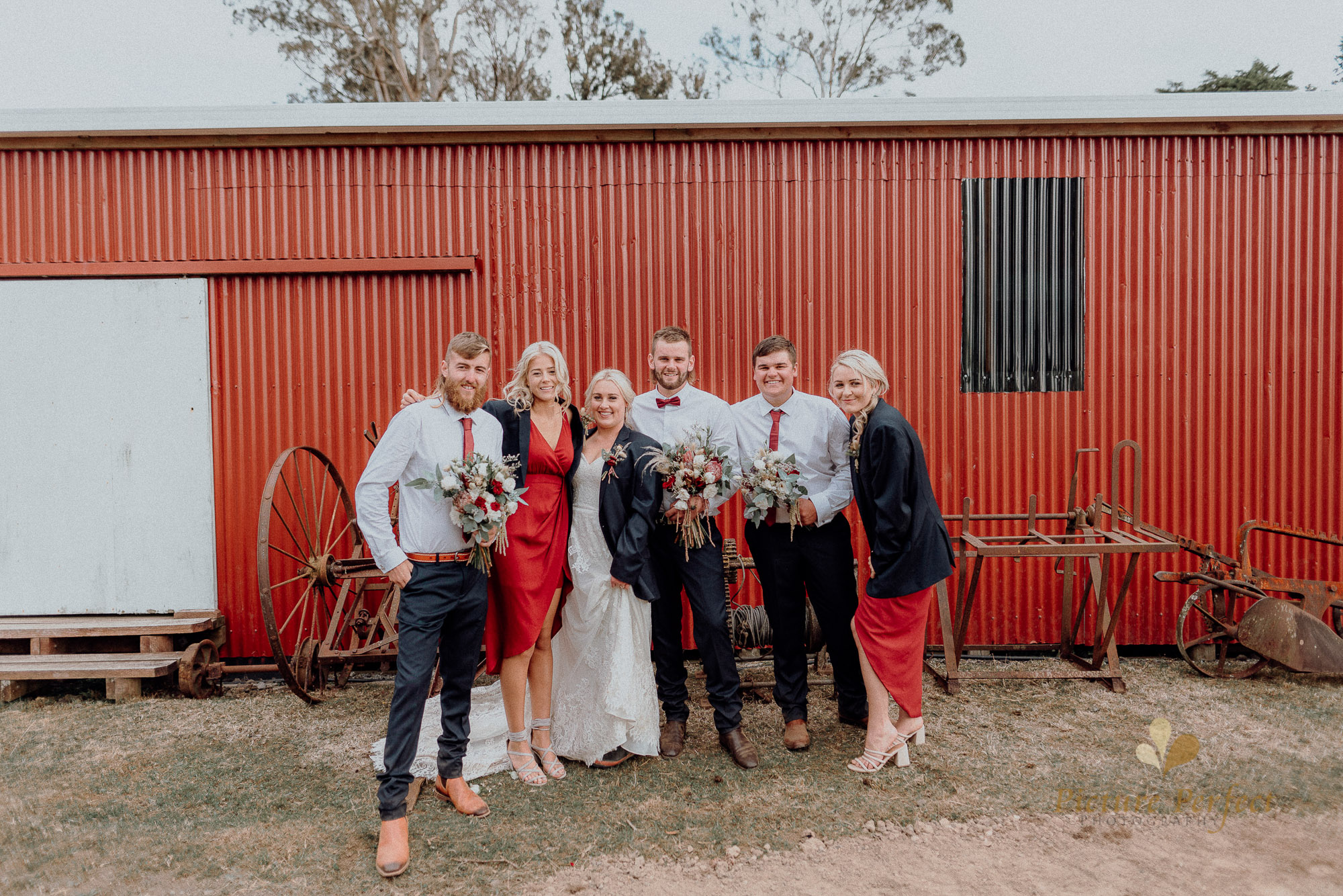 Palmerston North wedding photographer with Monique 0229