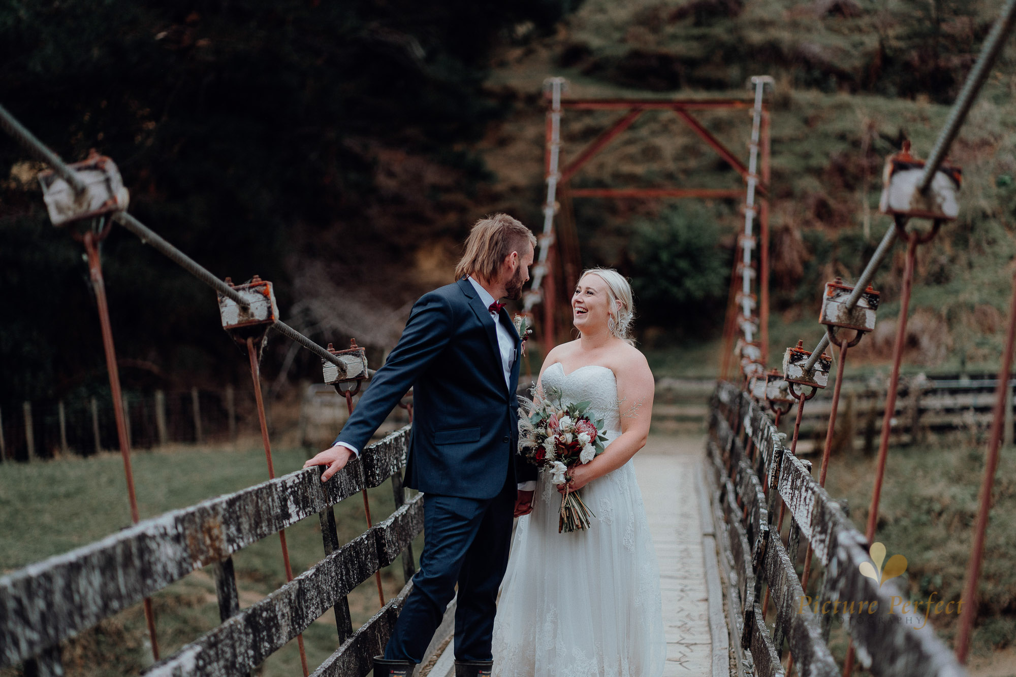 Palmerston North wedding photographer with Monique 0241