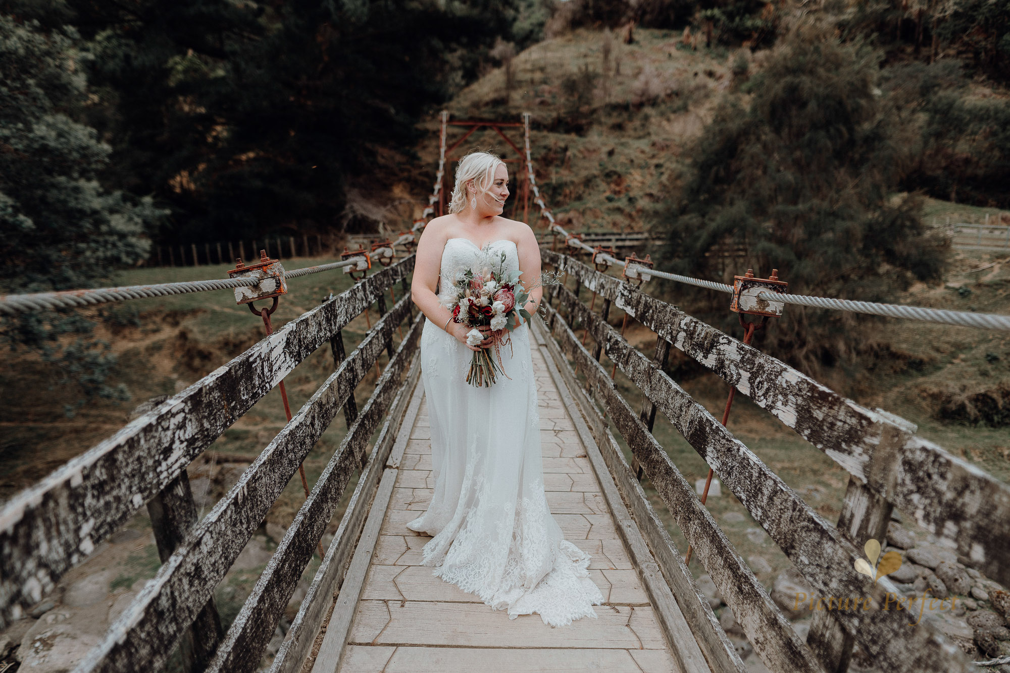 Palmerston North wedding photographer with Monique 0242