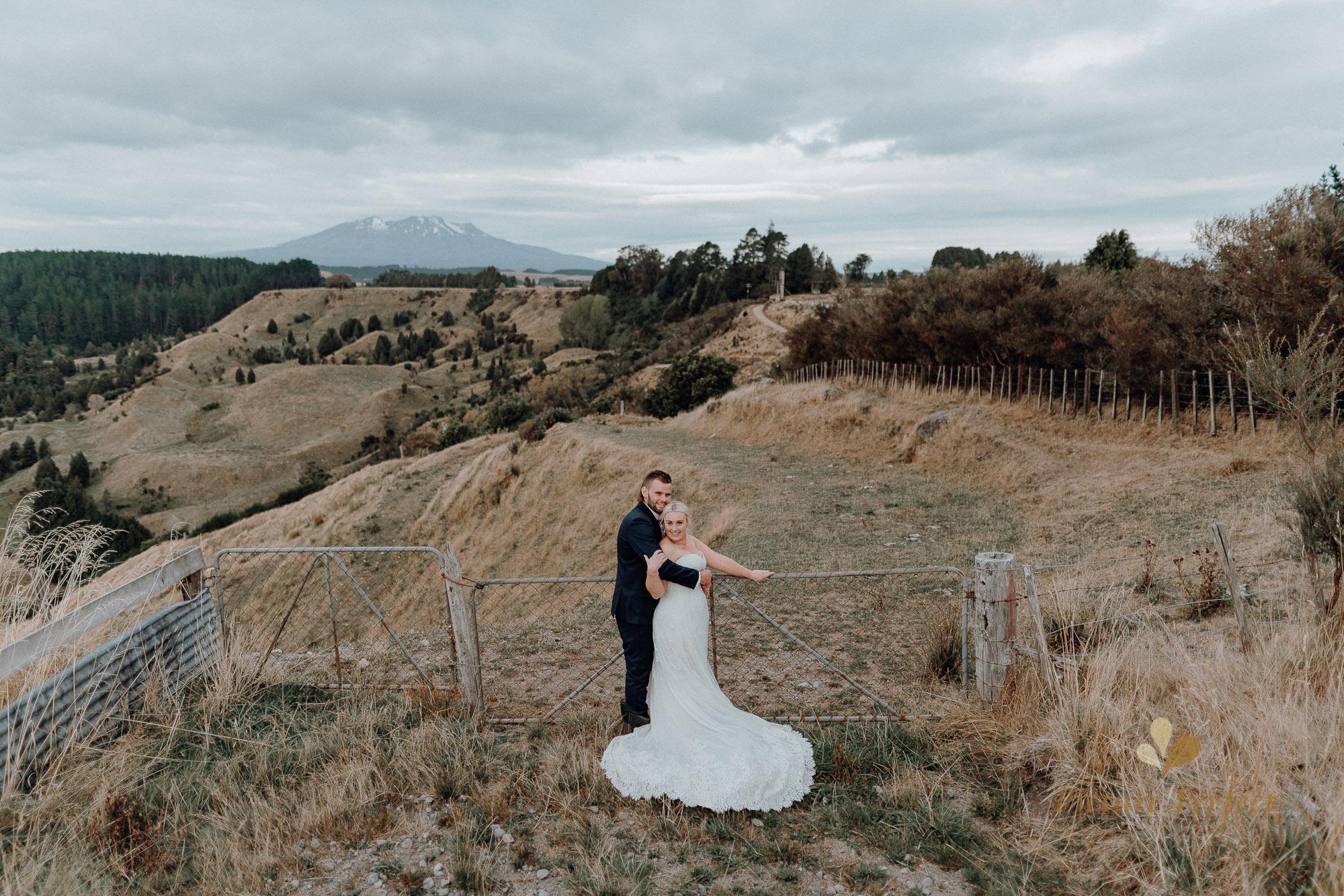 Palmerston North wedding photographer with Monique 0261