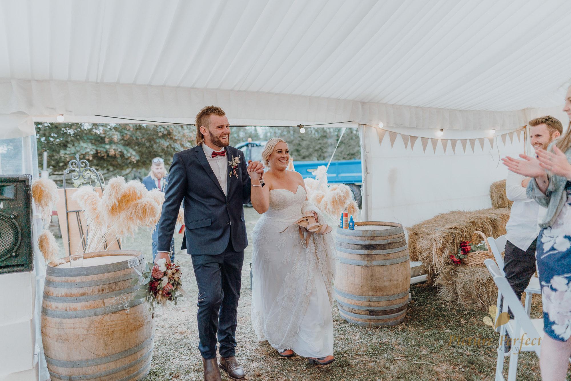 Palmerston North wedding photographer with Monique 0270