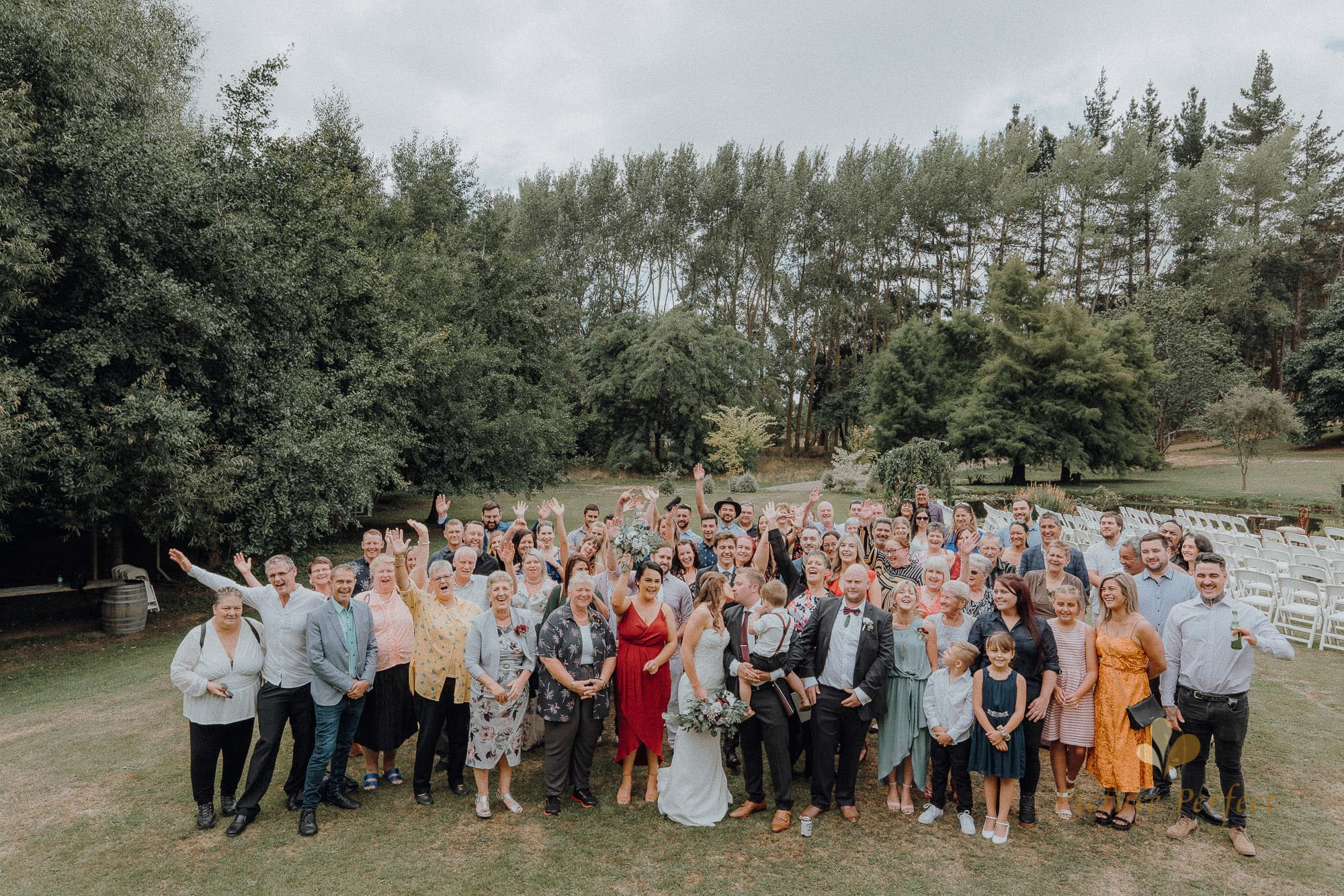 Roseburb Park wedding of Casey 1696