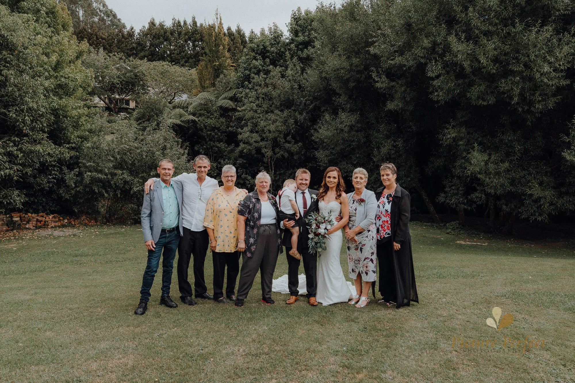 Roseburb Park wedding of Casey 1709